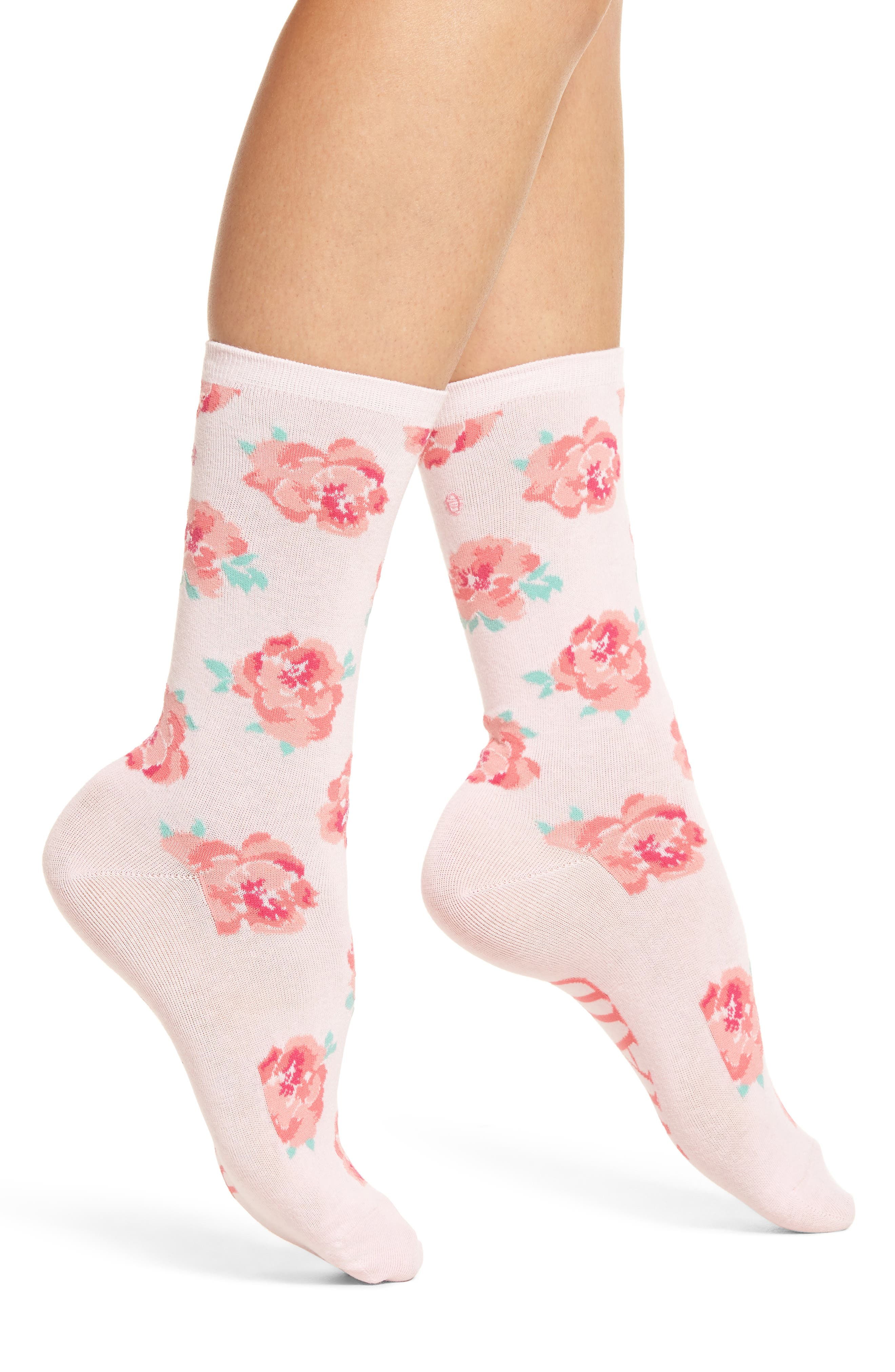 Bridesmaid Crew Socks,                         Main,                         color, 680