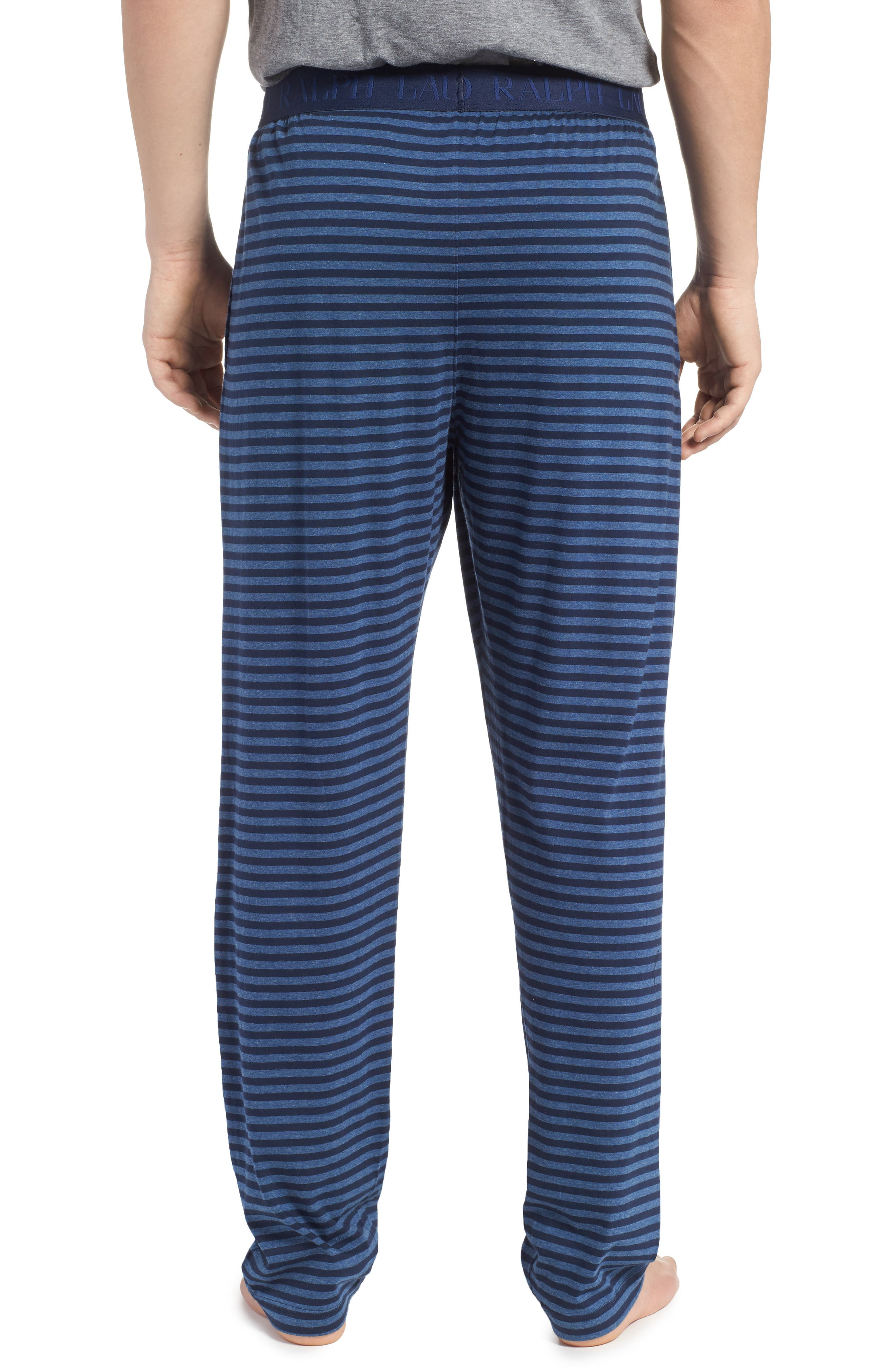 Cotton & Modal Lounge Pants,                             Alternate thumbnail 5, color,