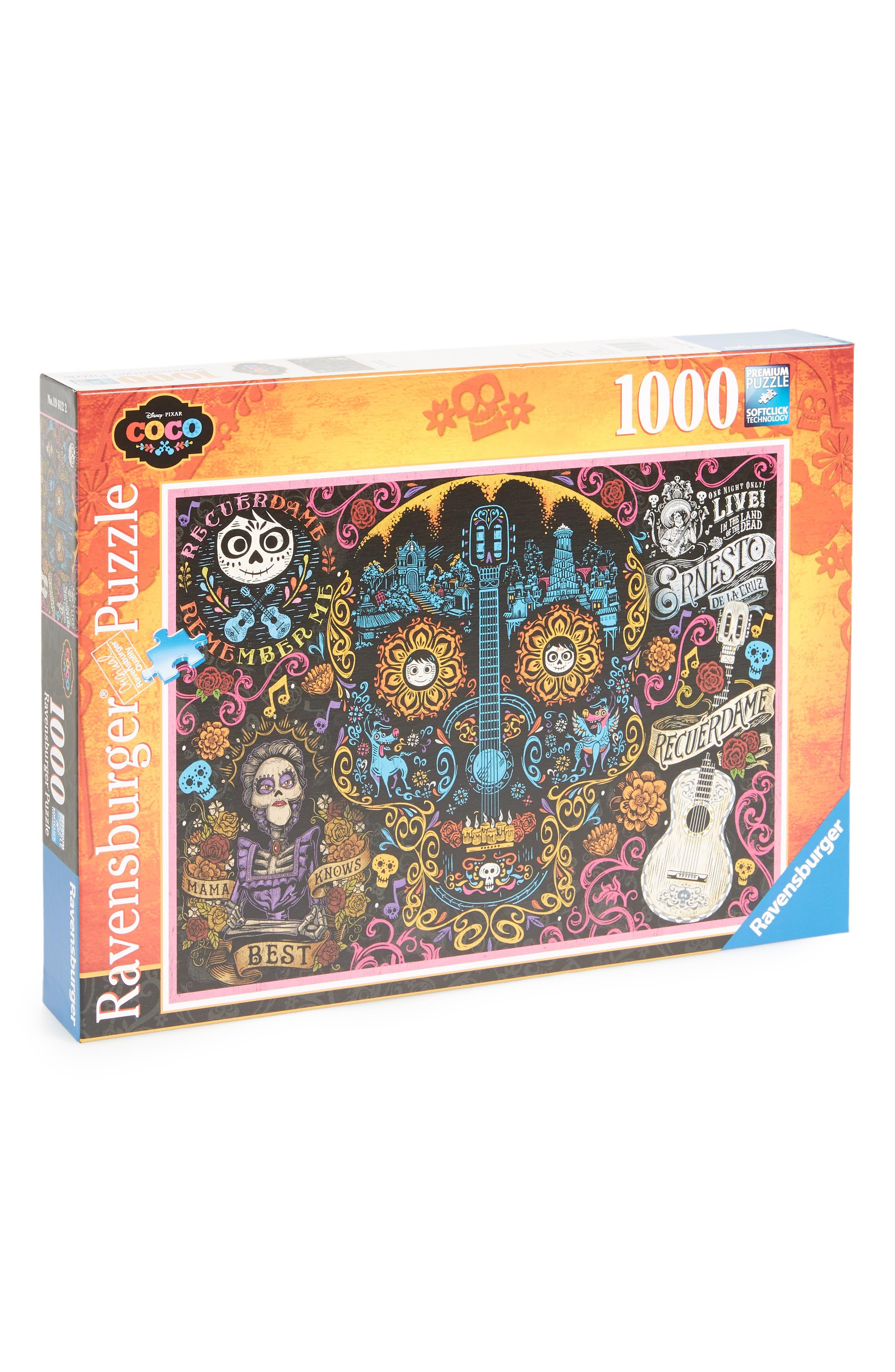Disney Mama Knows Best 1,000-Piece Puzzle,                             Main thumbnail 1, color,                             PINK