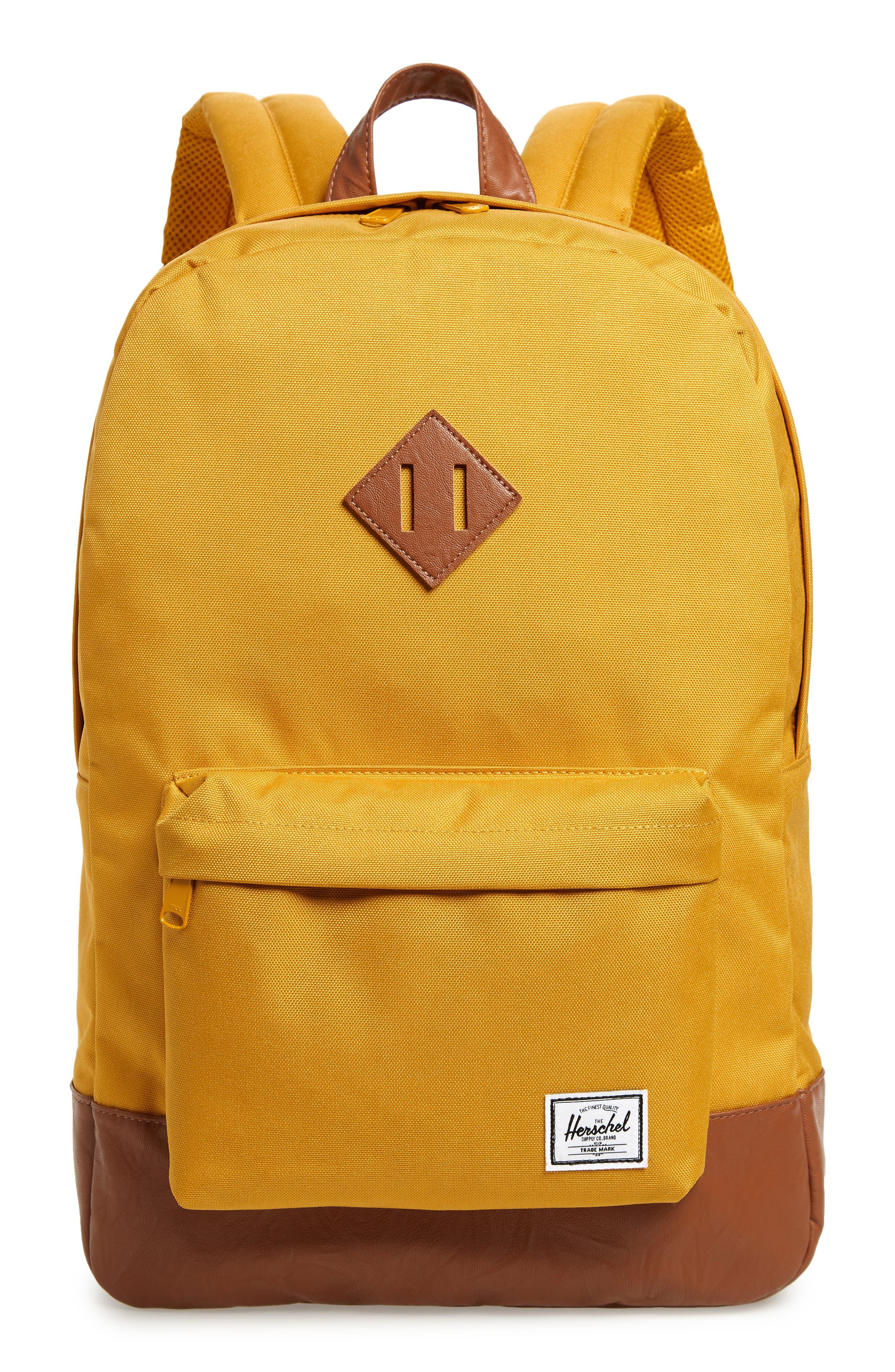 Heritage Backpack,                         Main,                         color, ARROW WOOD
