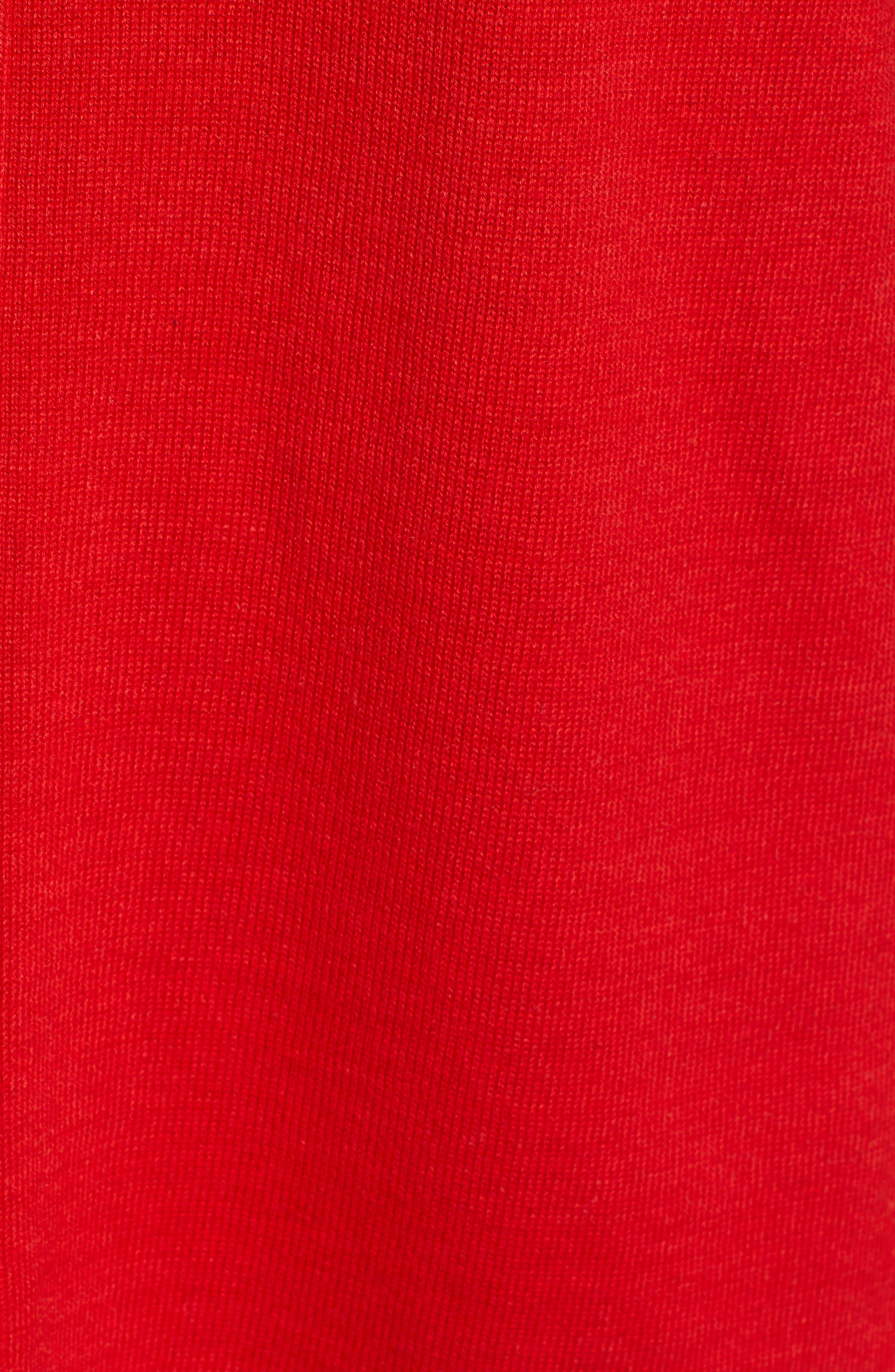 CASLON<SUP>®</SUP>,                             Seam Detail Shirttail Tunic,                             Alternate thumbnail 5, color,                             610