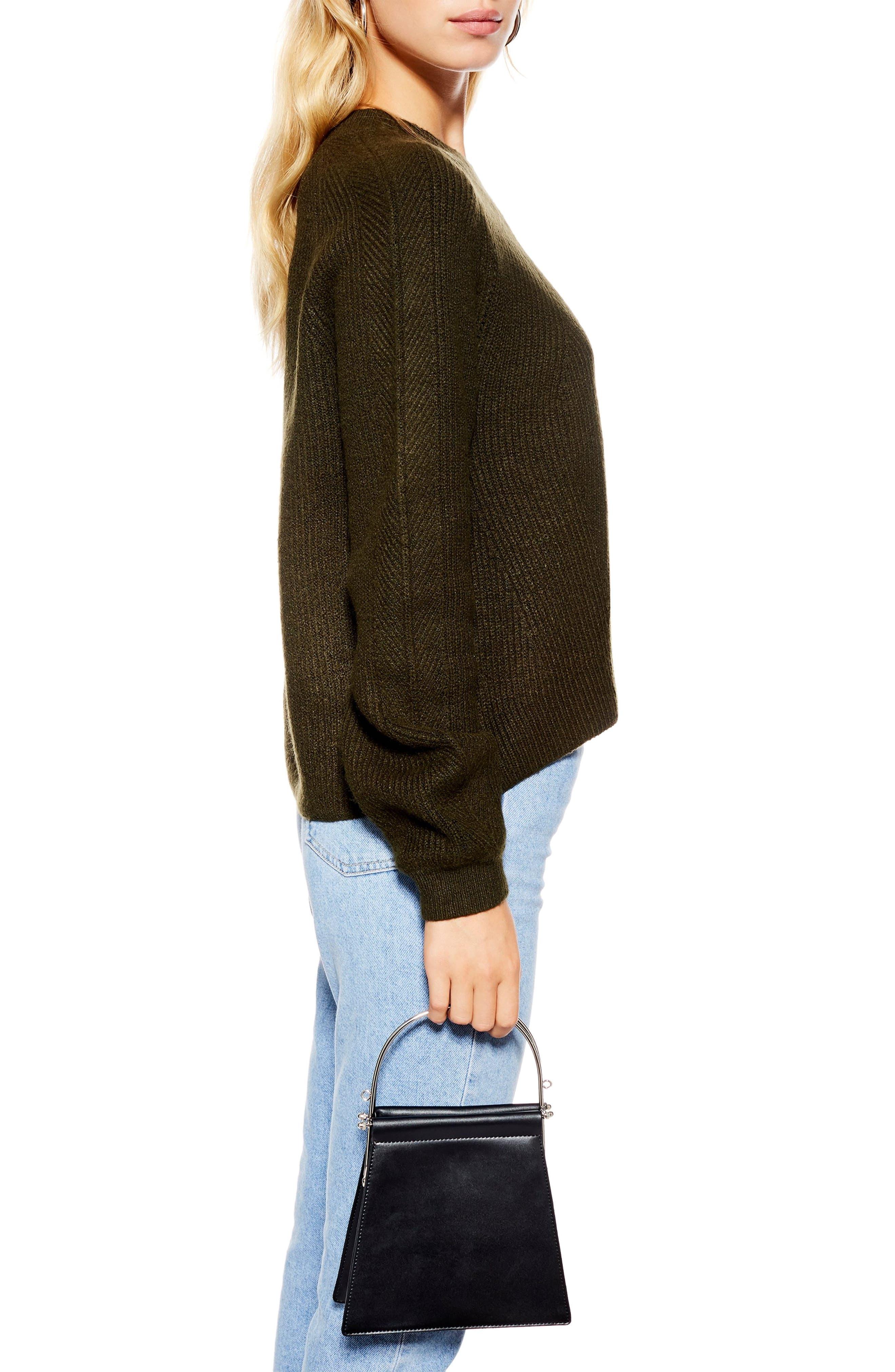 TOPSHOP,                             Lola Top Handle Bag,                             Alternate thumbnail 2, color,                             BLACK