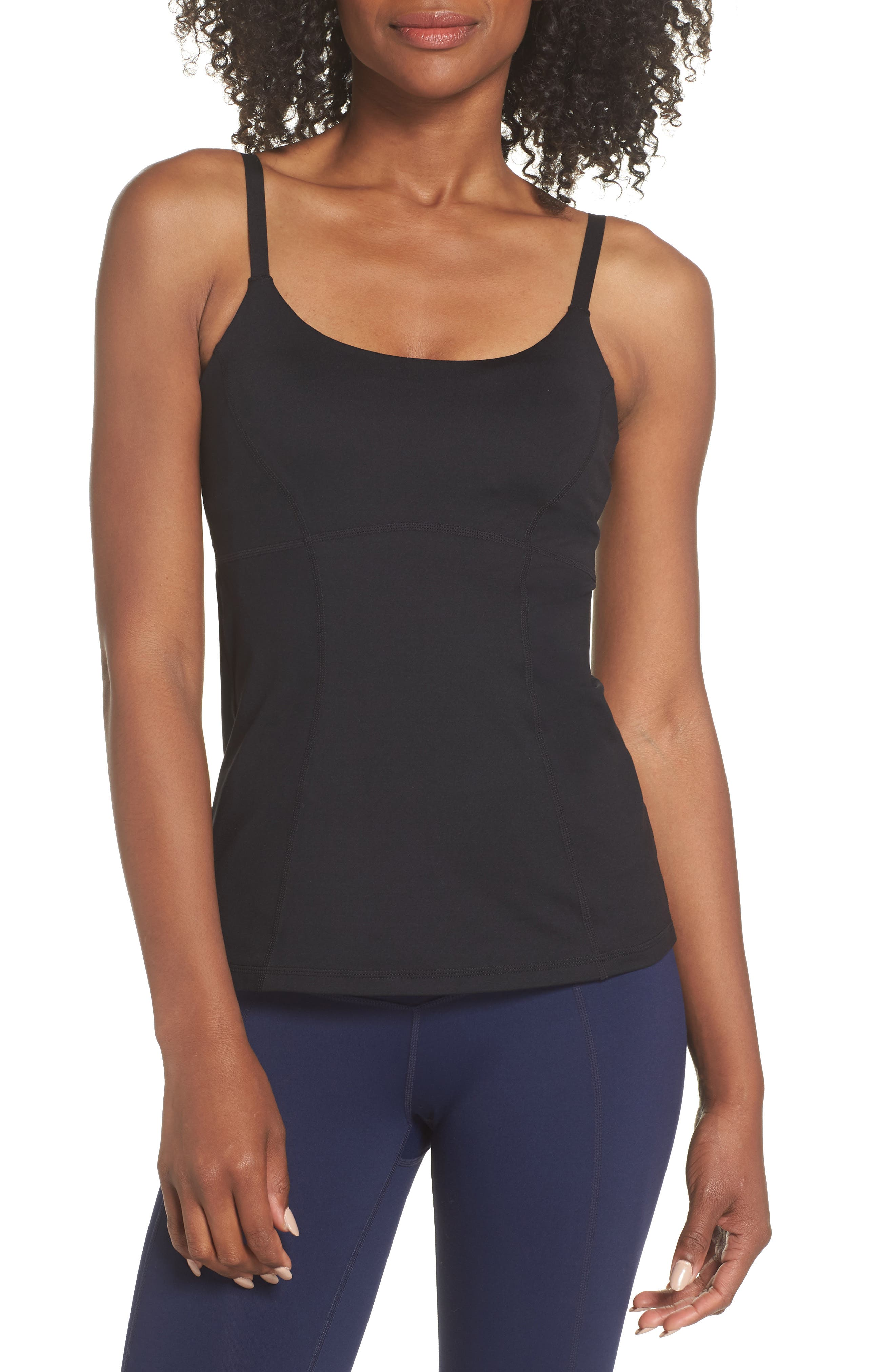Got This Recycled Tank,                         Main,                         color, BLACK
