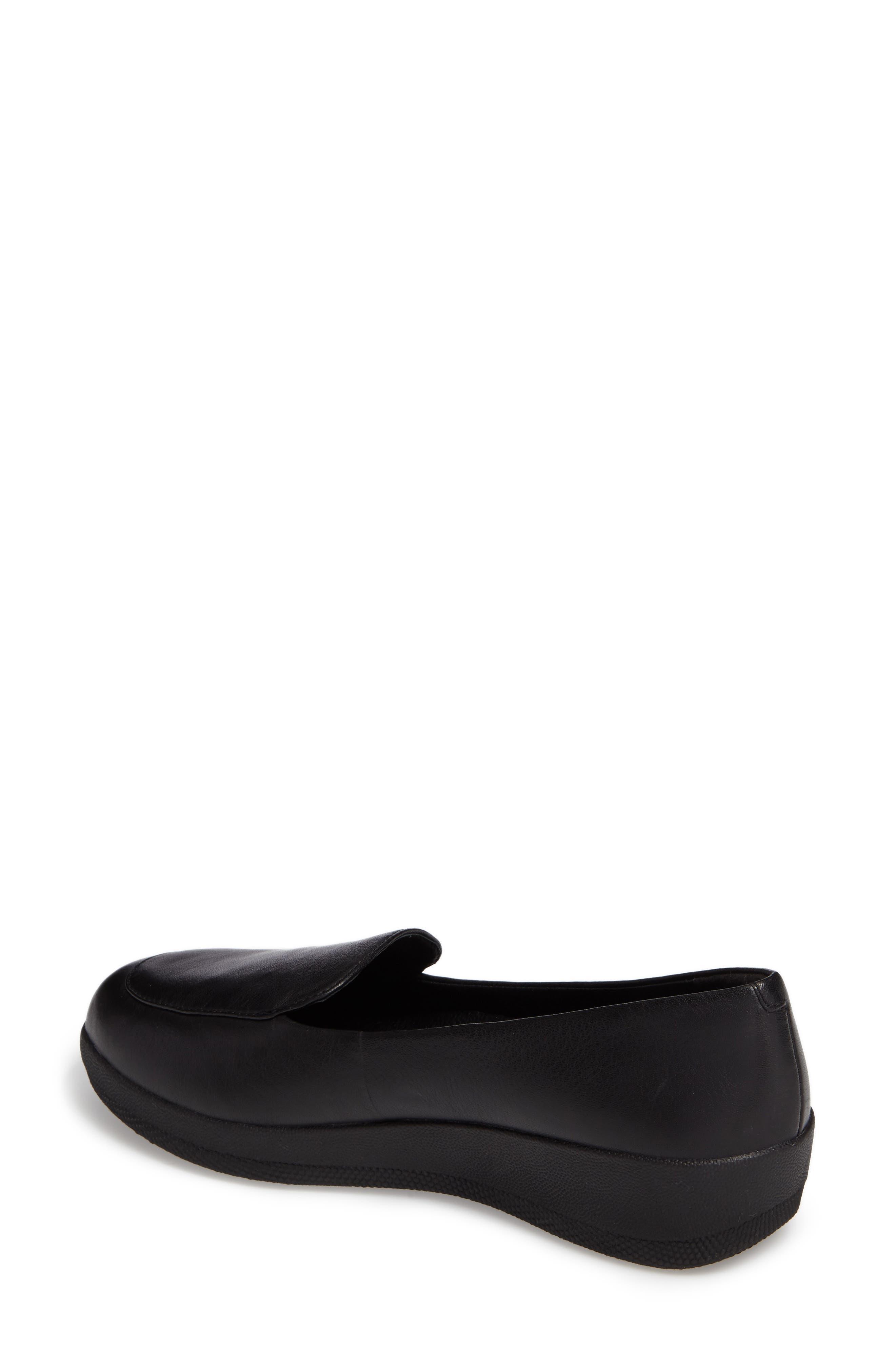 Sneaker Loafer Flat,                             Alternate thumbnail 2, color,                             001