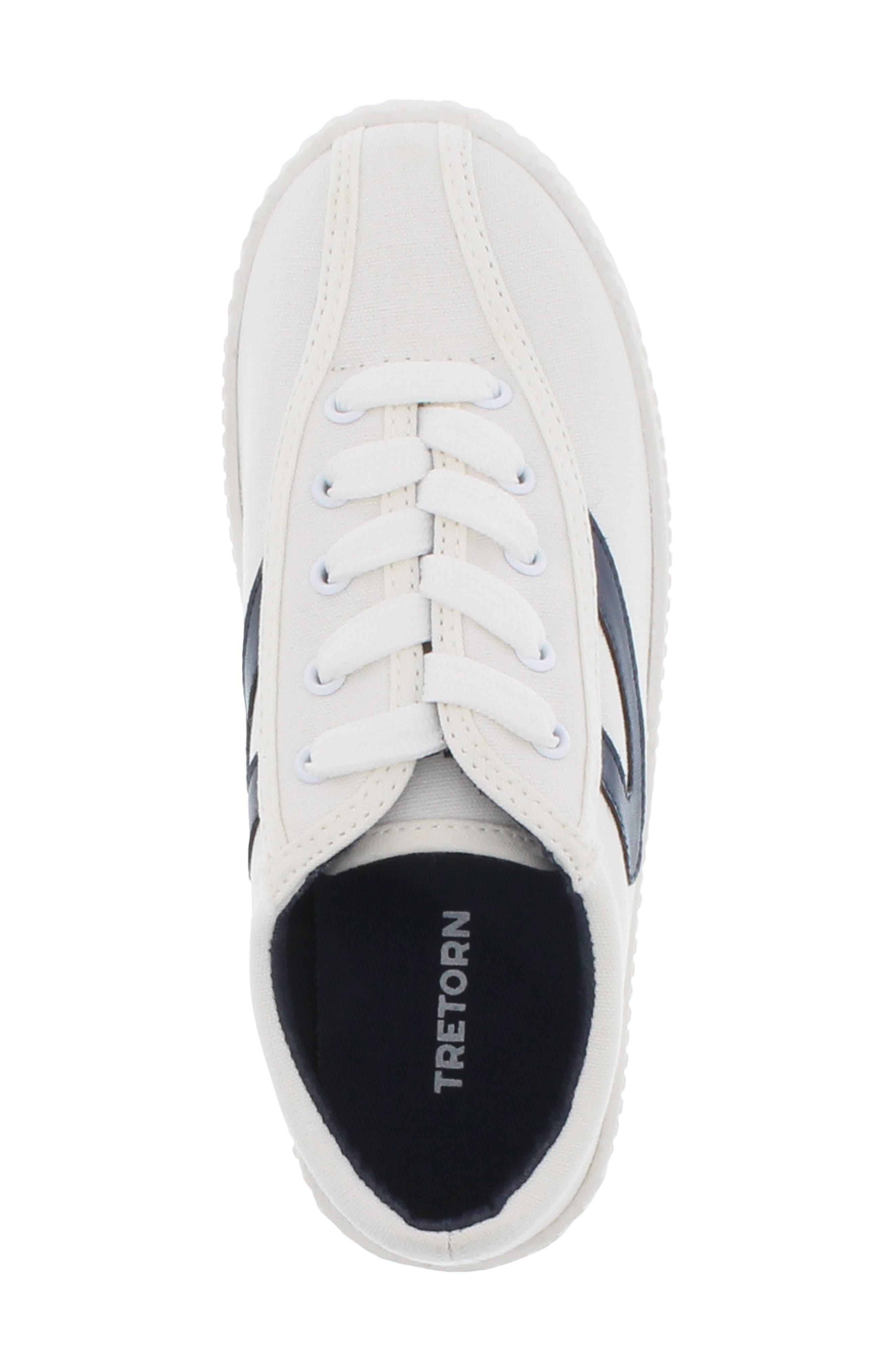Nylite Plus Sneaker,                             Alternate thumbnail 5, color,                             WHITE/ NIGHT