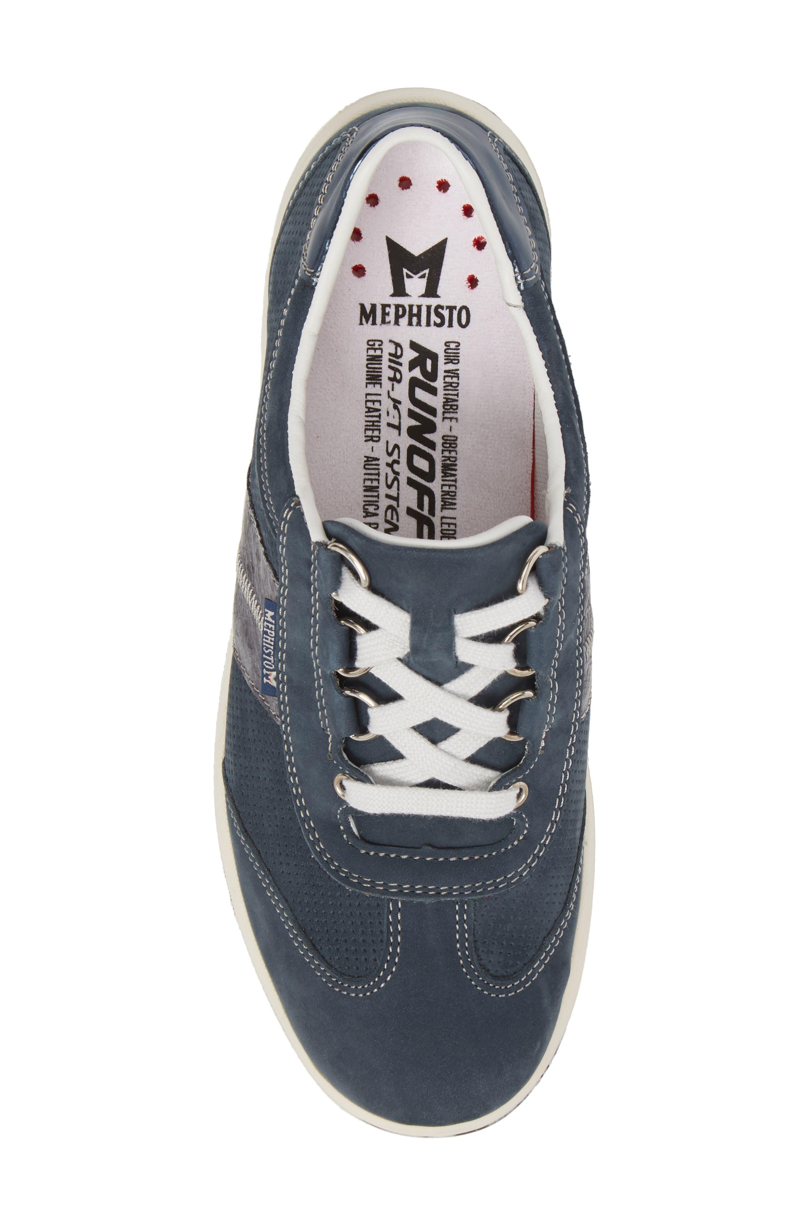 Laser Perforated Walking Shoe,                             Alternate thumbnail 32, color,