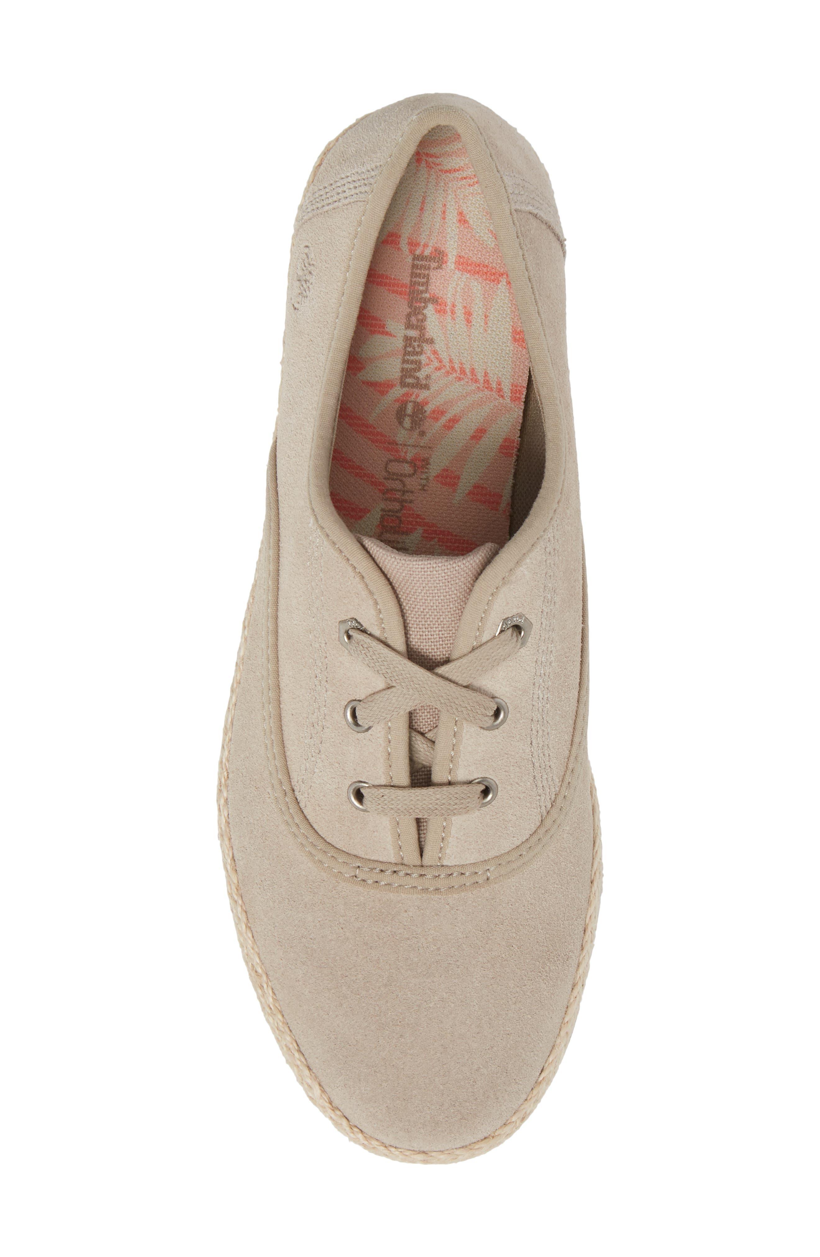 Eivissa Sea Oxford Sneaker,                             Alternate thumbnail 5, color,                             270
