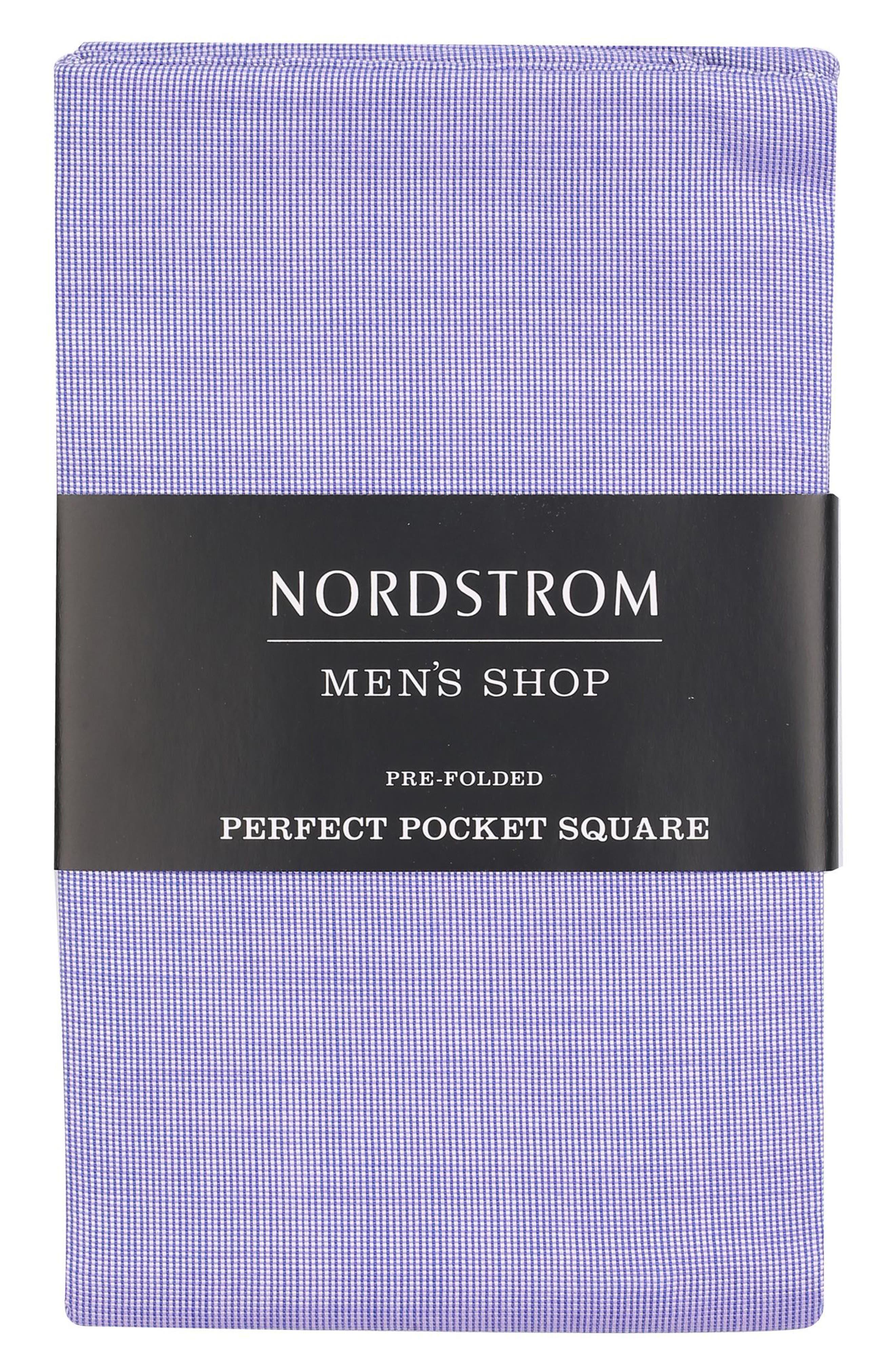 The Perfect Pre-Folded Pocket Square,                             Alternate thumbnail 122, color,