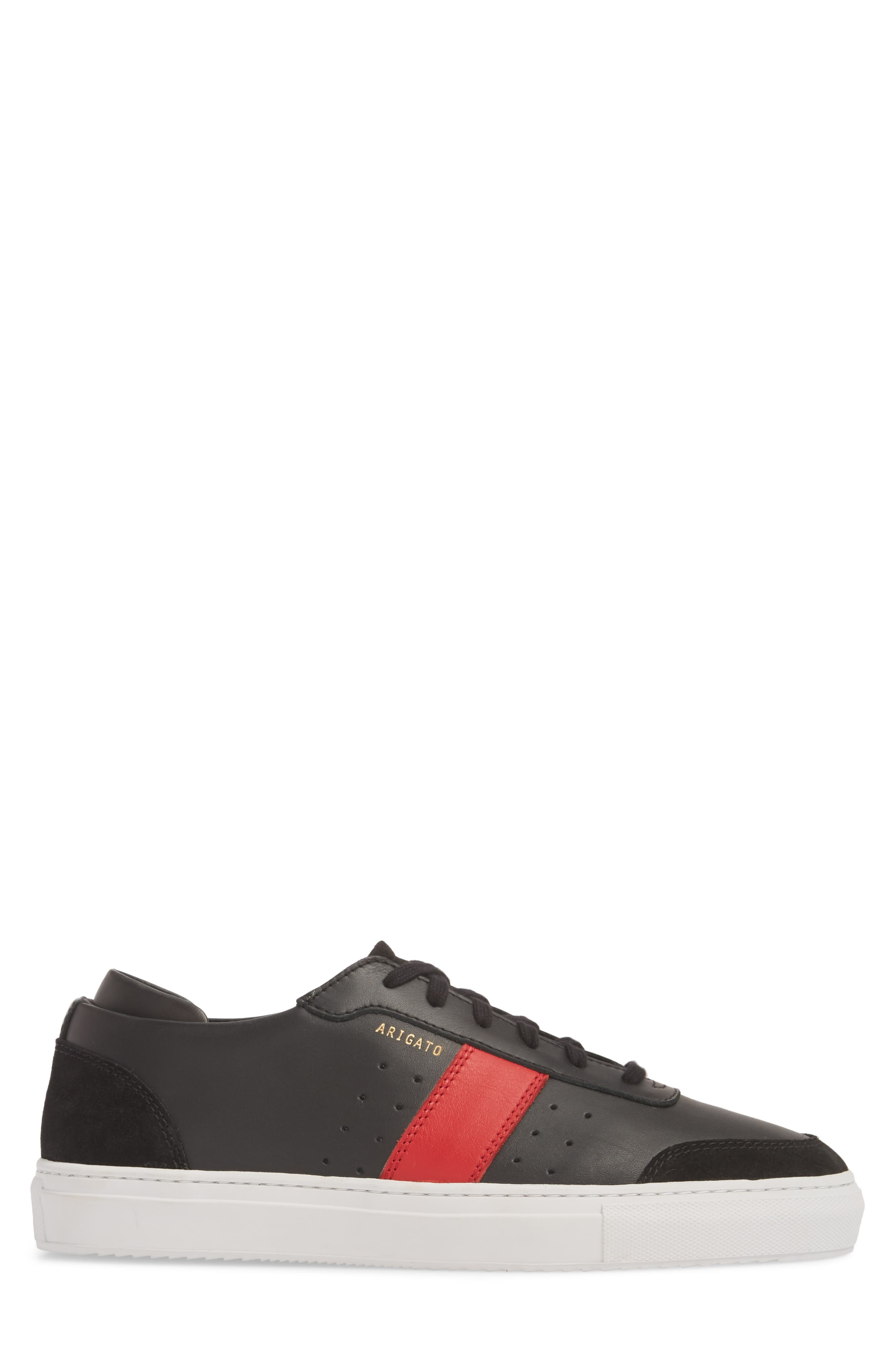 Dunk Sneaker,                             Alternate thumbnail 3, color,                             BLACK/ BLACK