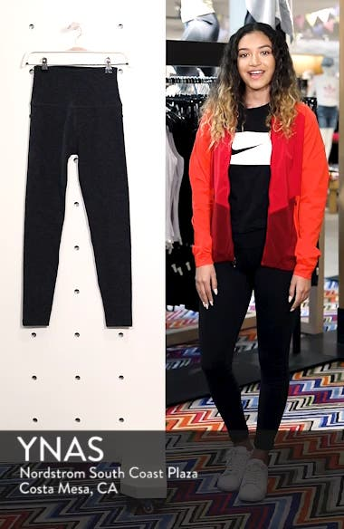 Midi High Waist Leggings, sales video thumbnail