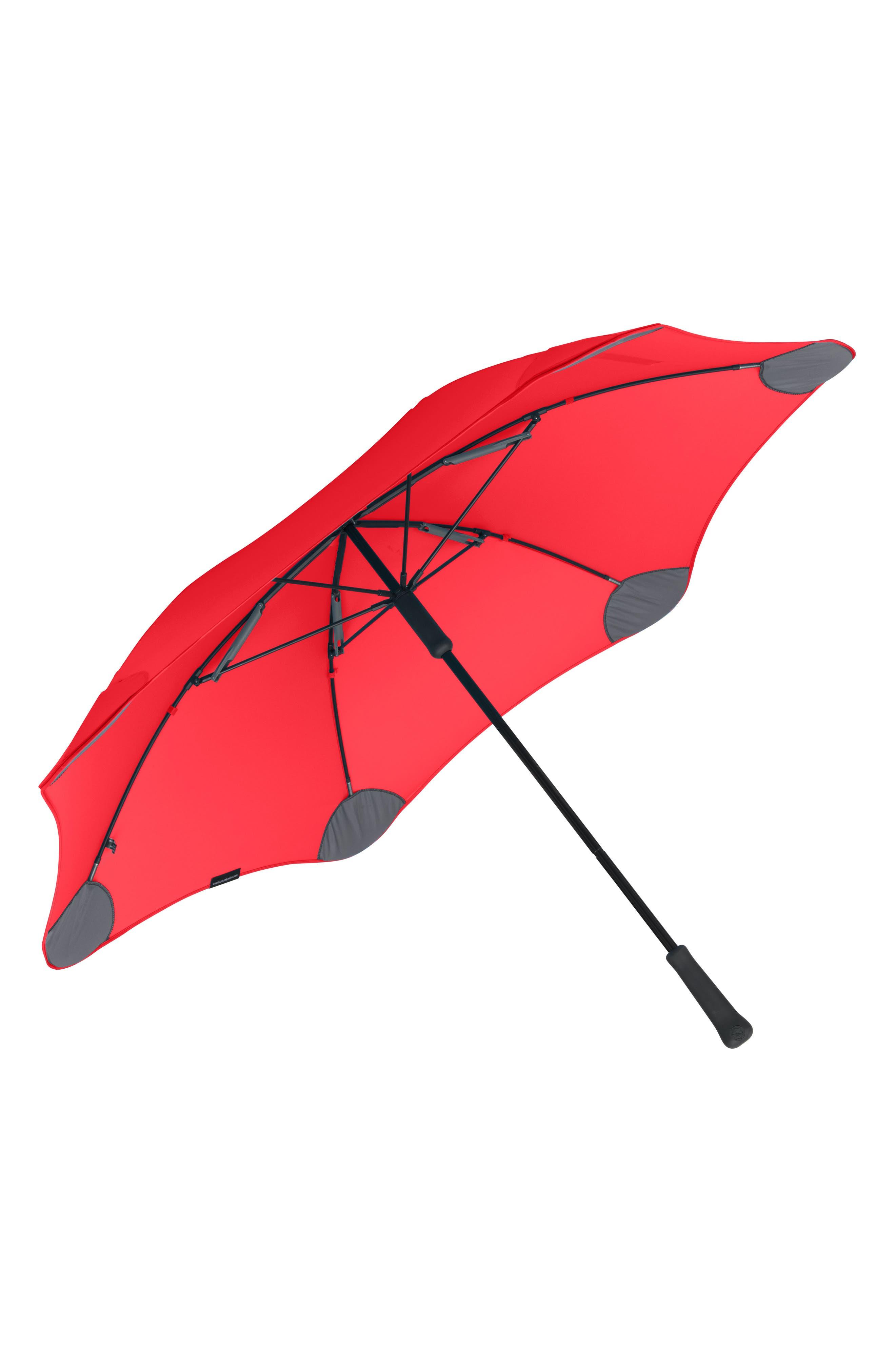 Classic Umbrella,                             Alternate thumbnail 2, color,                             RED
