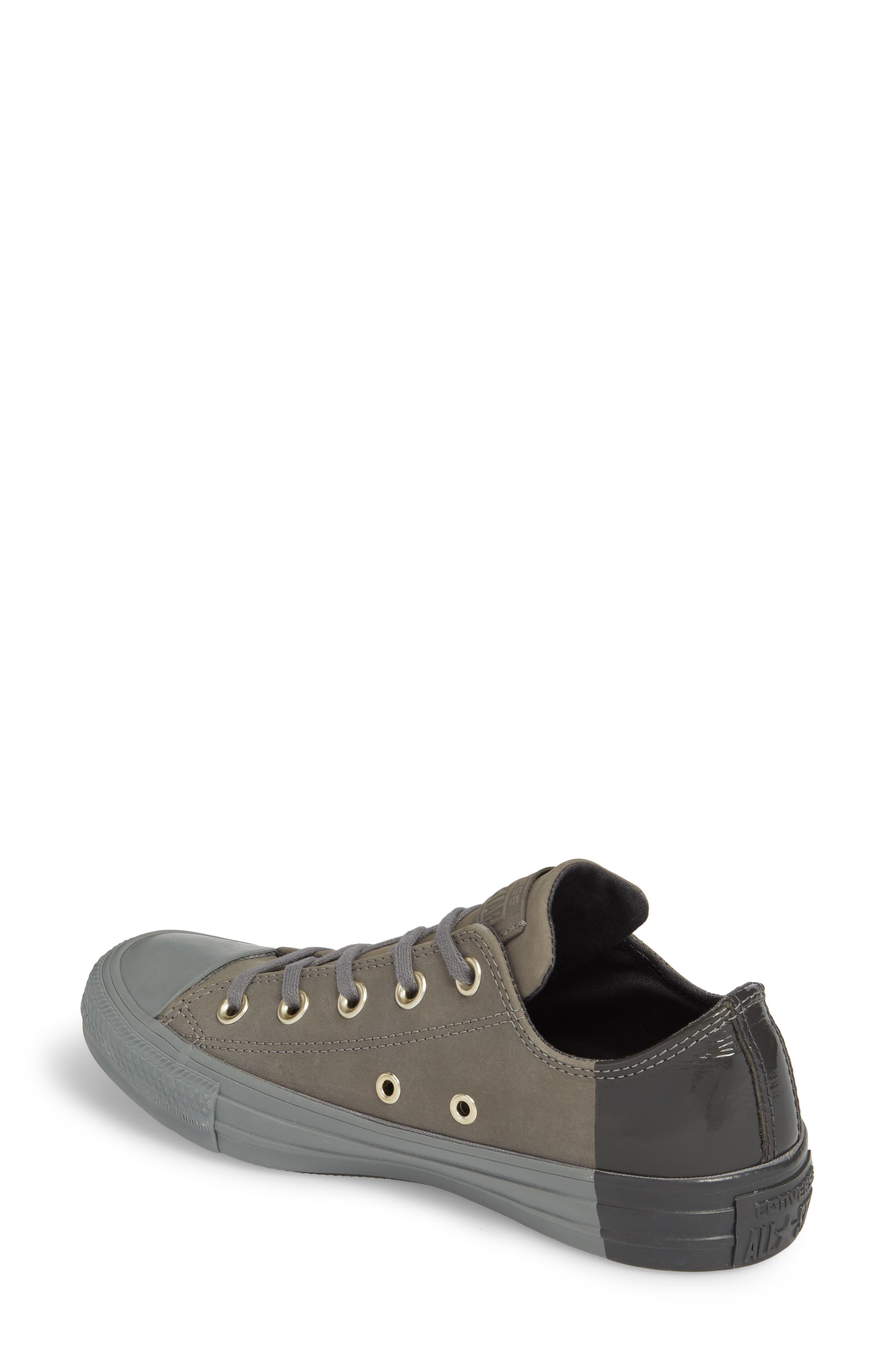 All Star<sup>®</sup> Nubuck OX Low Top Sneaker,                             Alternate thumbnail 2, color,                             028
