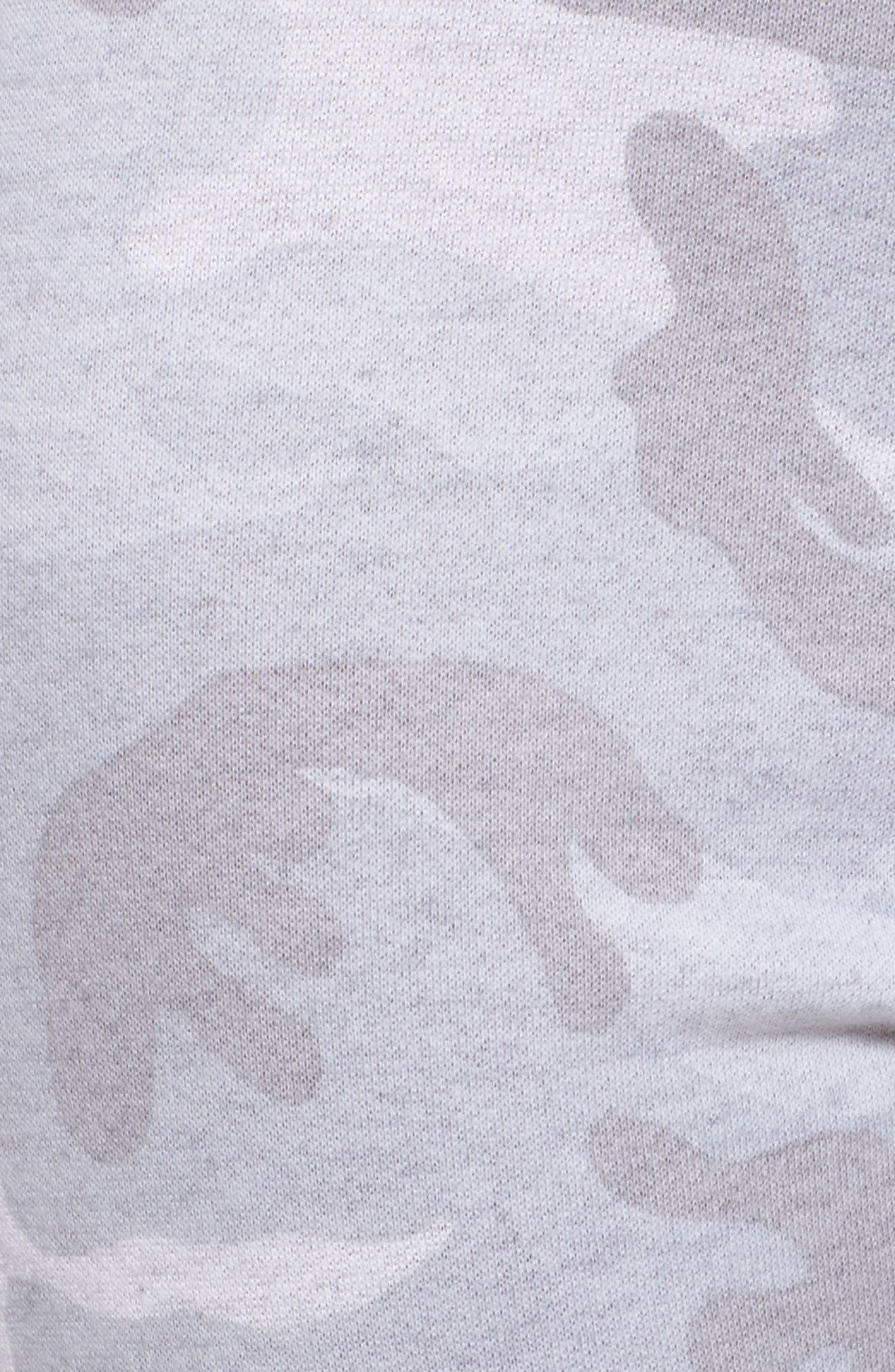 Campbell Vintage Jogger Pants,                             Alternate thumbnail 5, color,                             093