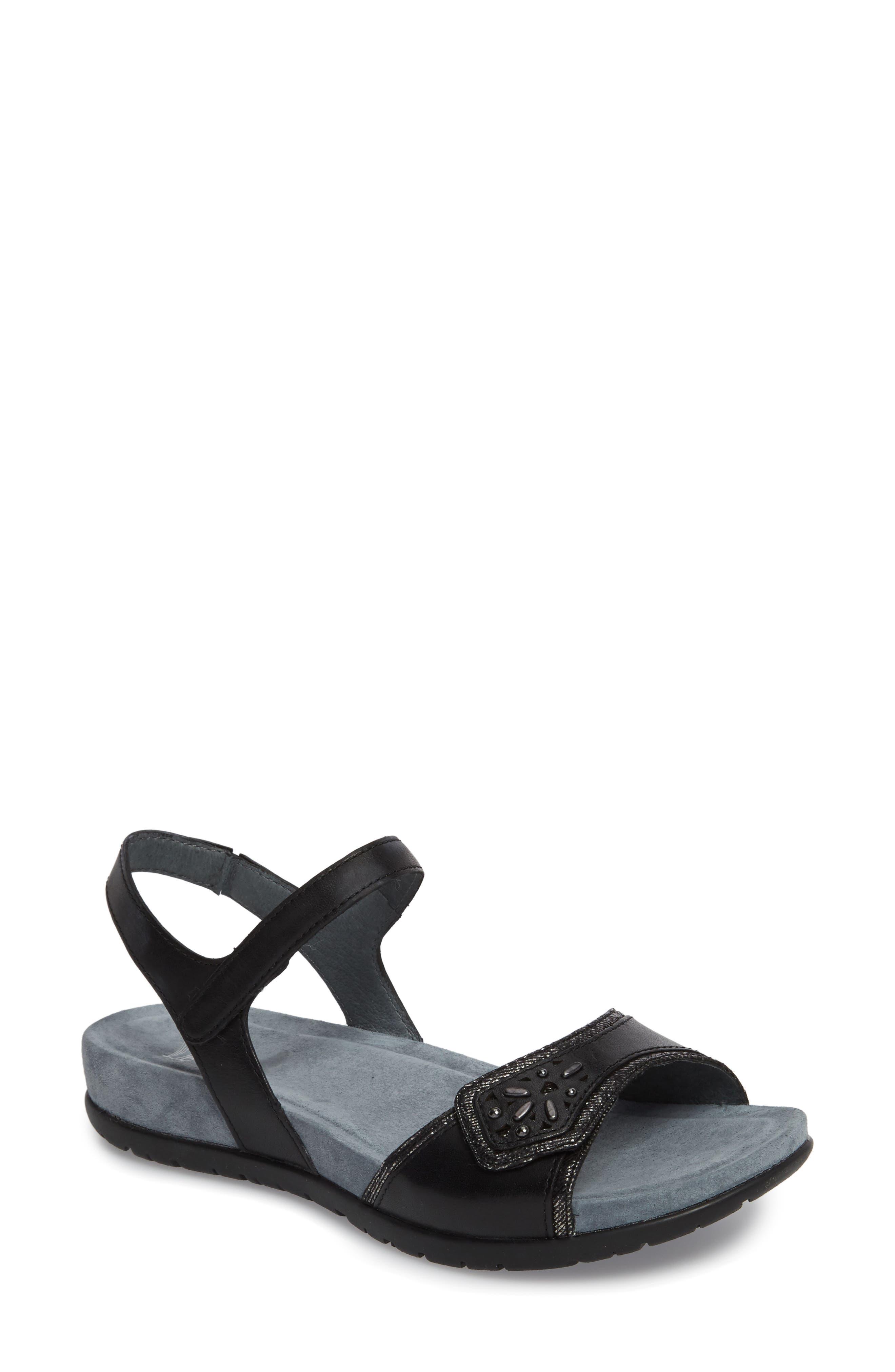 DANSKO Blythe Sandal, Main, color, 001