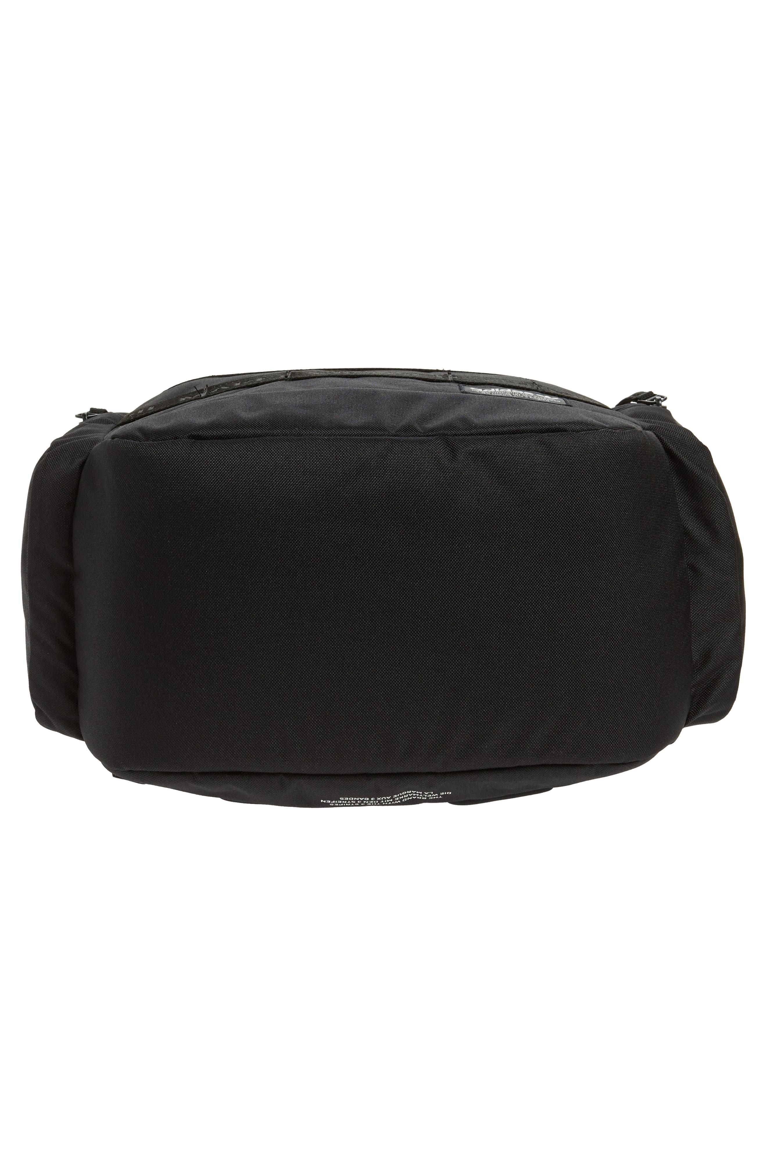 Create III Backpack,                             Alternate thumbnail 6, color,                             BLACK/ RAW DESERT KHAKI