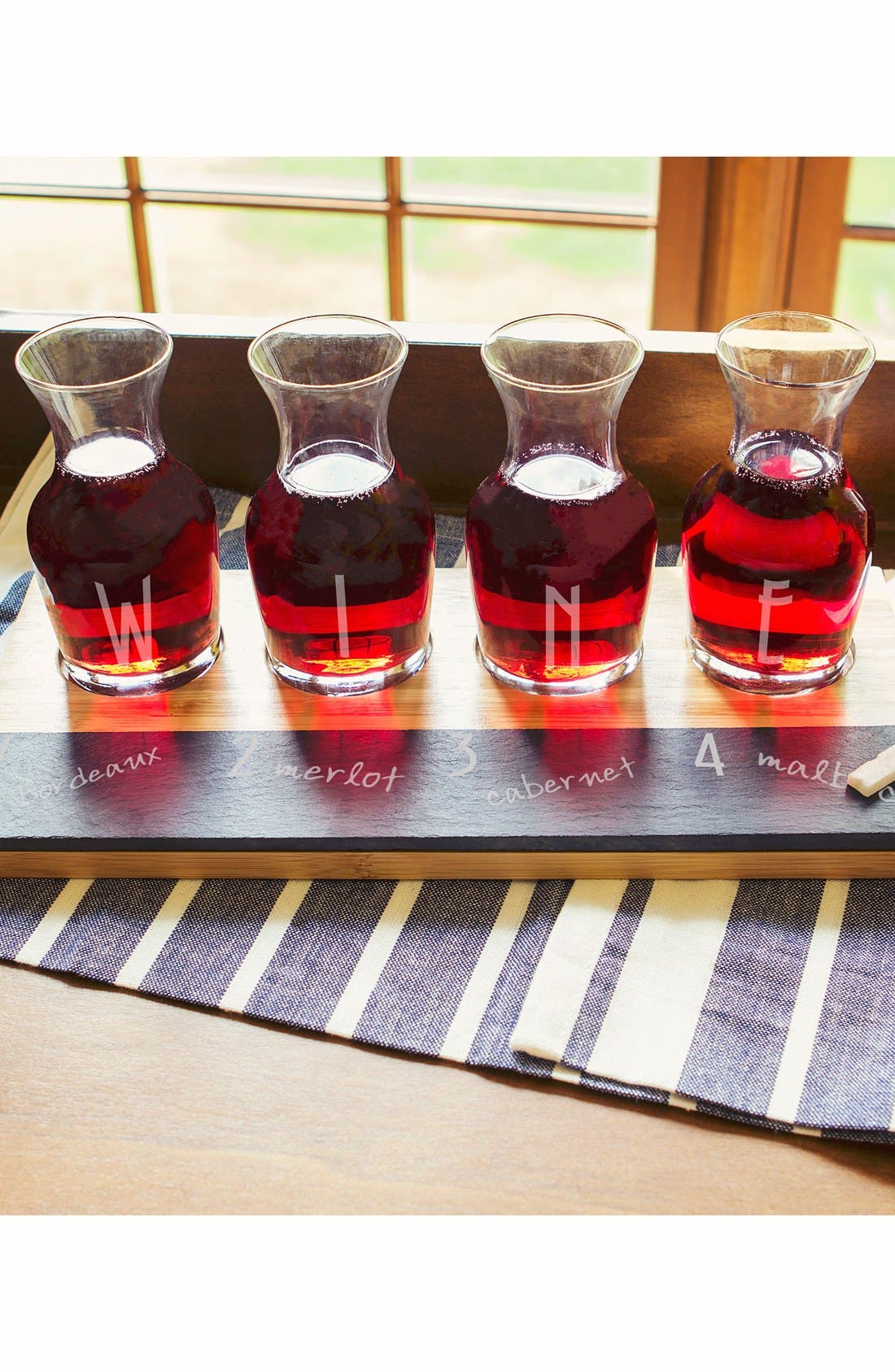 5-Piece Wine Tasting Flight,                             Alternate thumbnail 4, color,                             200