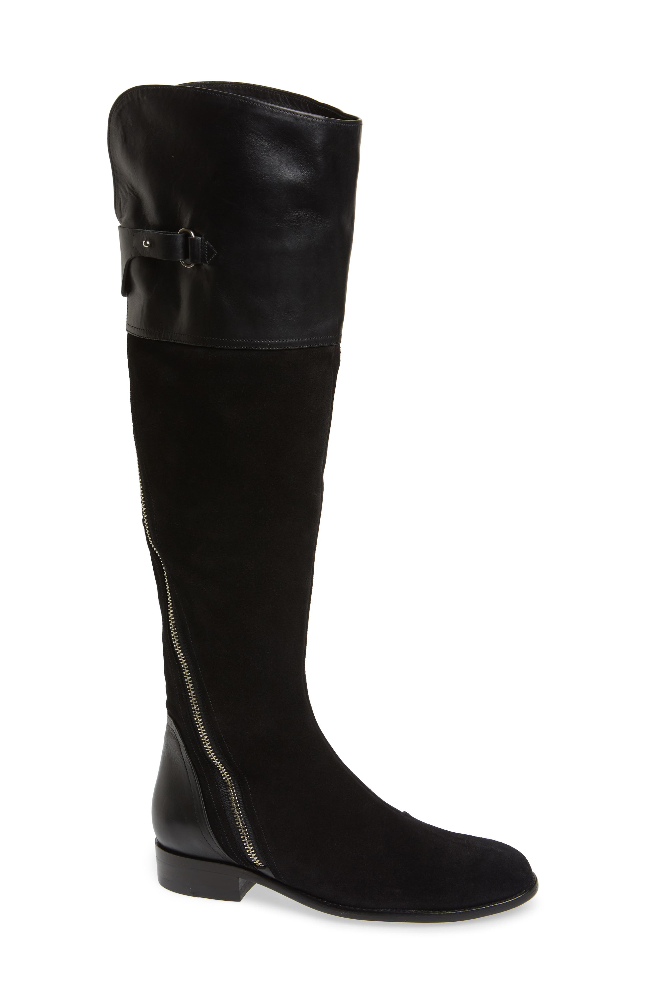 Ariat Spencer Over The Knee Boot- Black