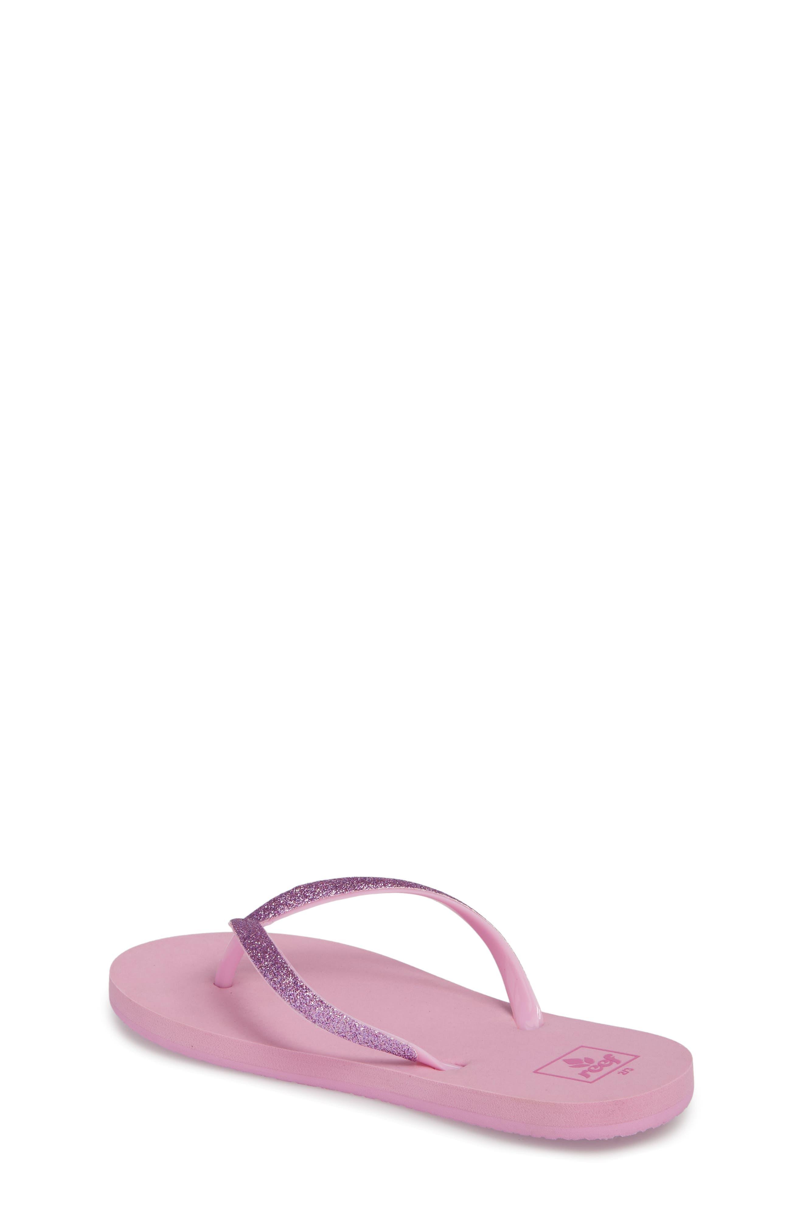 Little Stargazer Glitter Sandal,                             Alternate thumbnail 2, color,                             LAVENDER