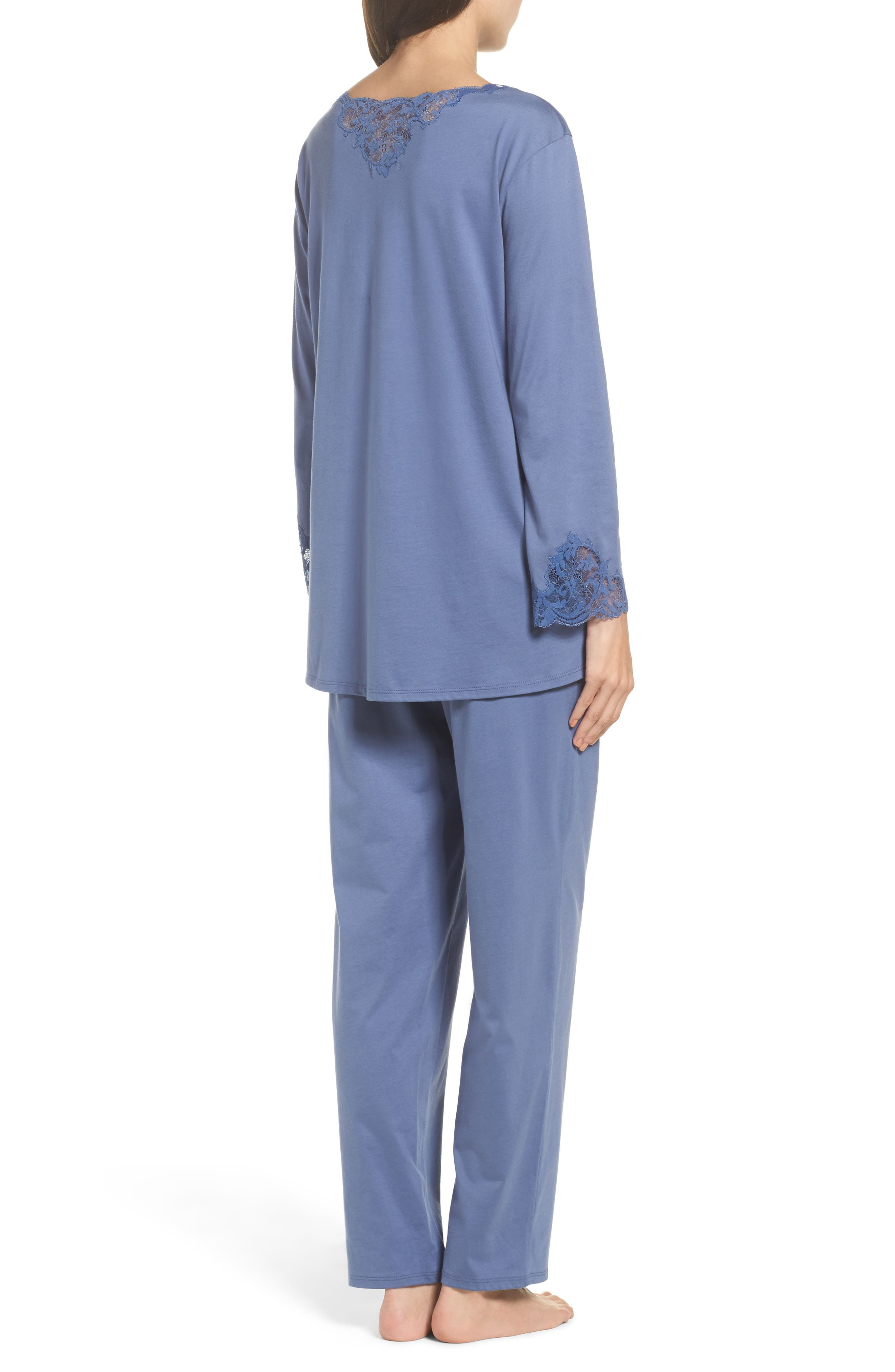 Bliss Supima<sup>®</sup> Cotton Pajamas,                             Alternate thumbnail 2, color,                             431