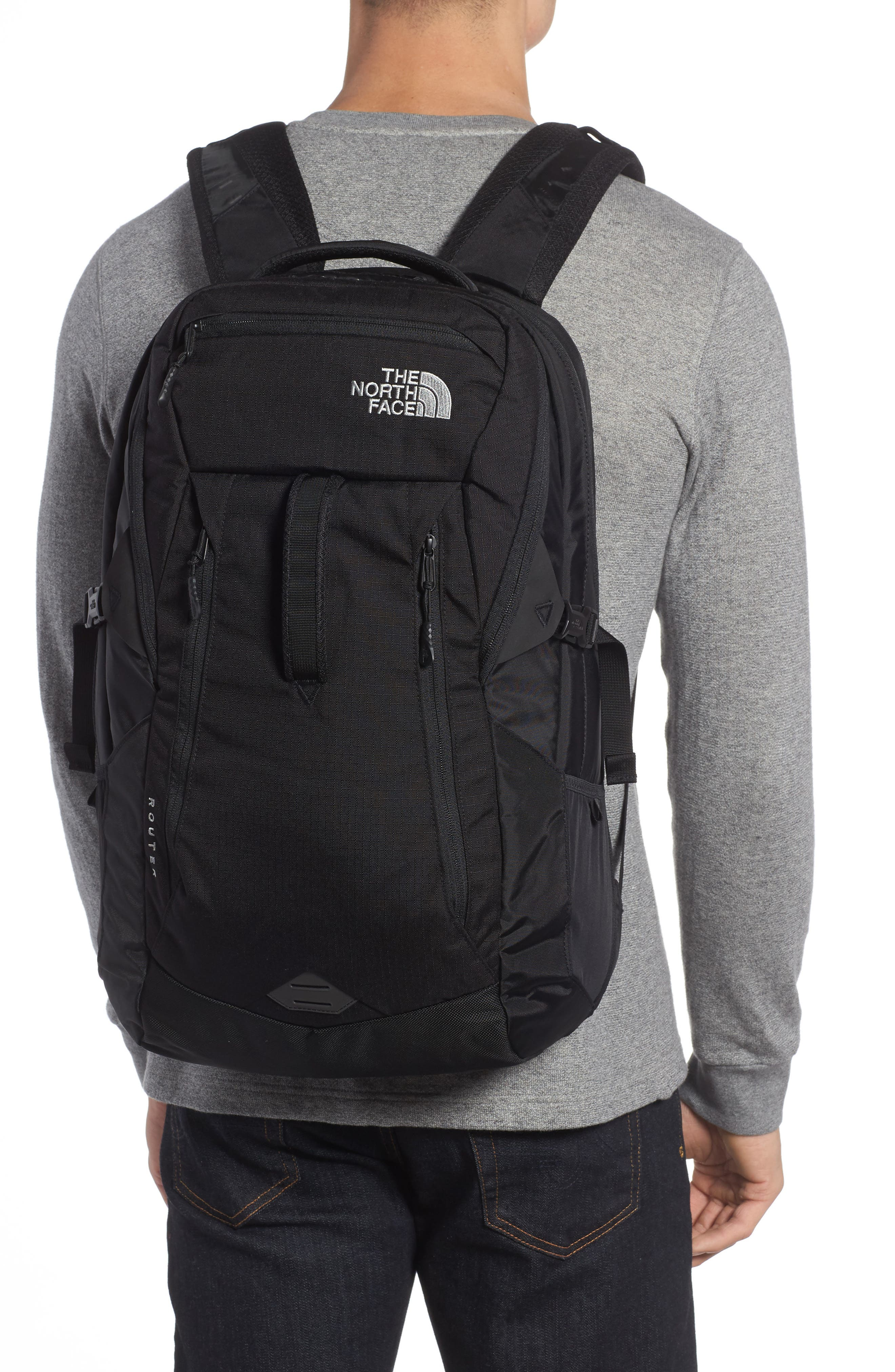 Router Backpack,                             Alternate thumbnail 4, color,