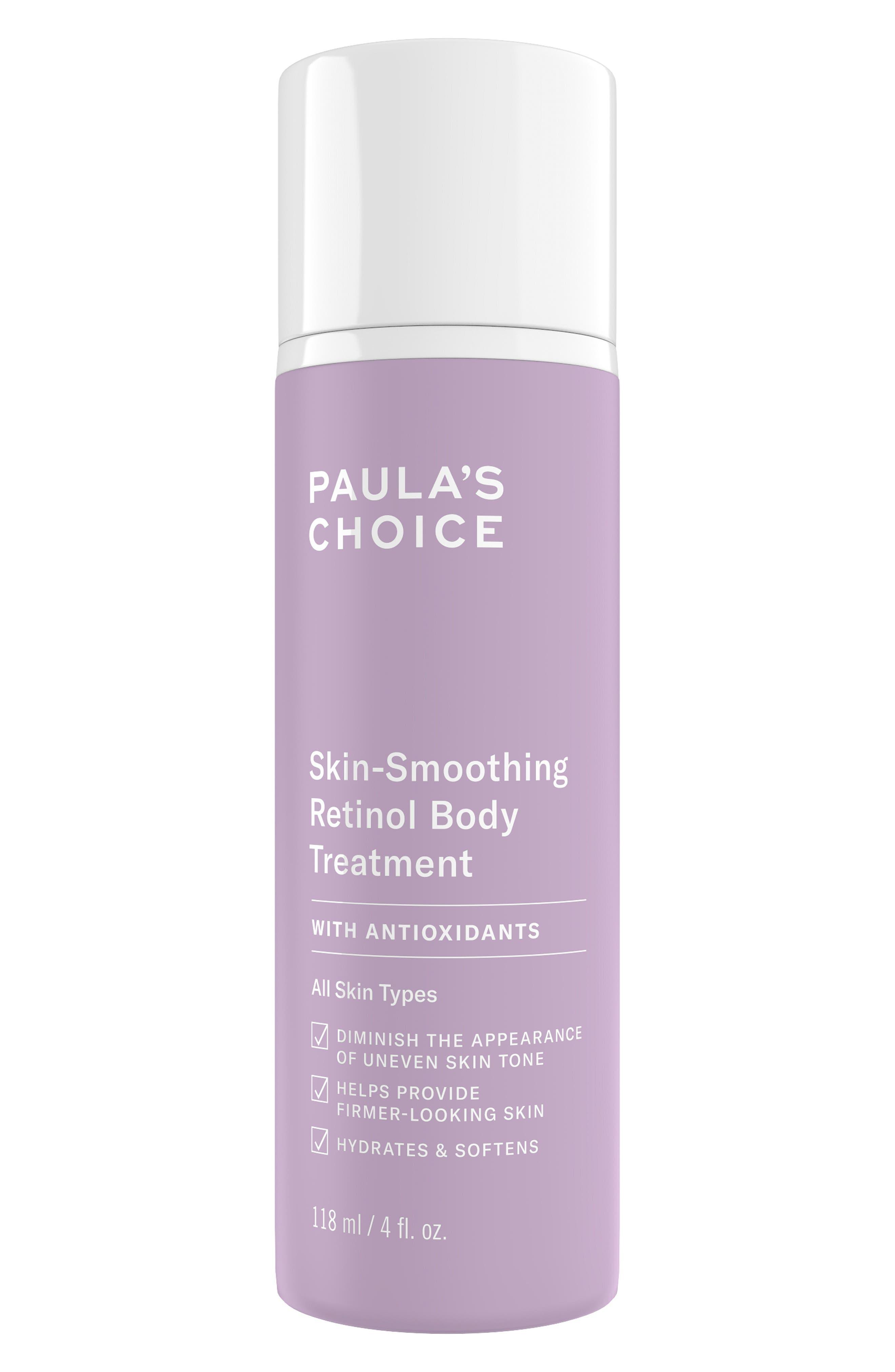 Resist Retinol Skin Smoothing Body Treatment, Main, color, NO COLOR