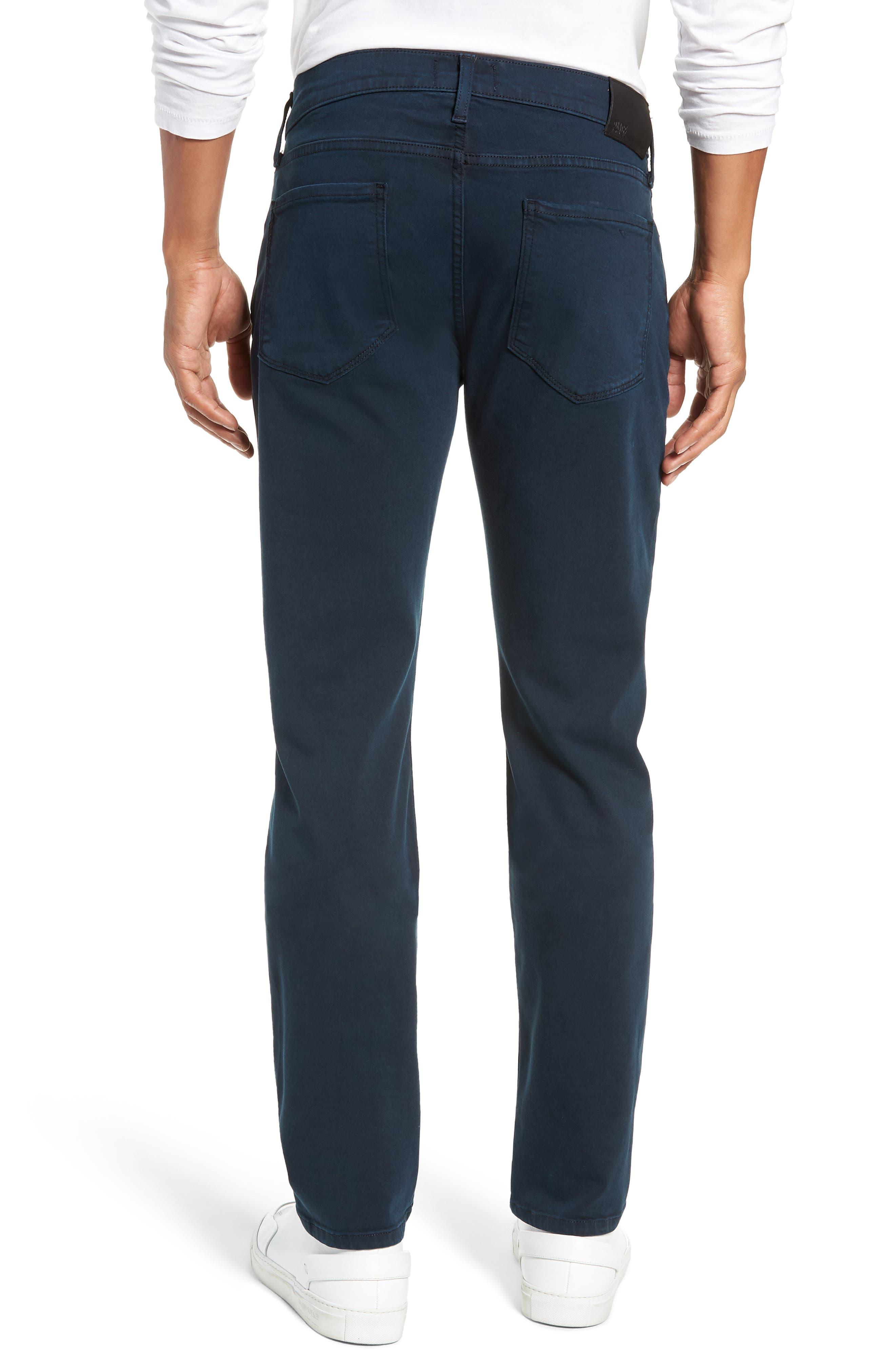 Transcend - Federal Slim Straight Leg Jeans,                             Alternate thumbnail 2, color,                             VINTAGE SKYFALL