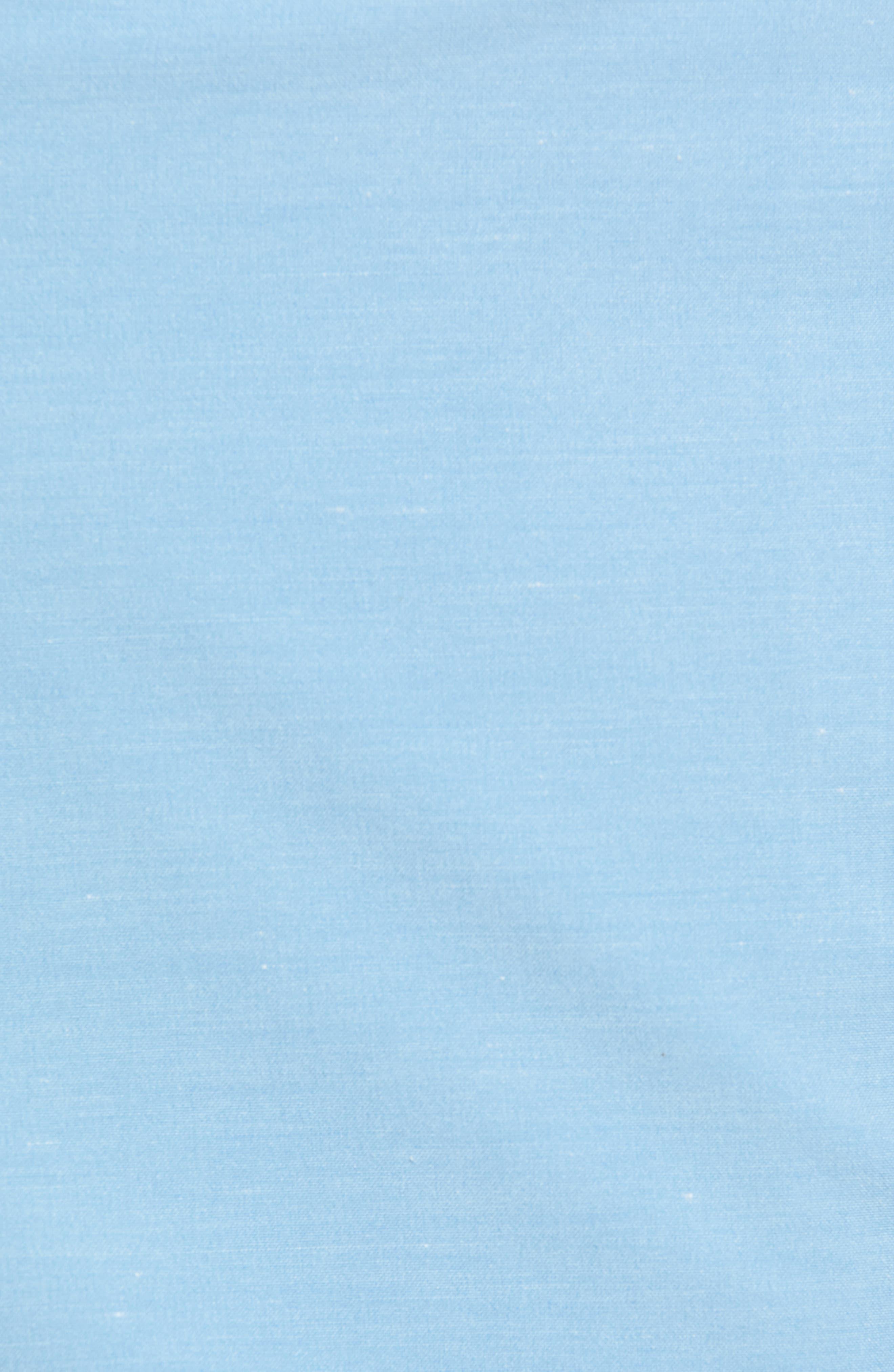 All Day Flat Front Shorts,                             Alternate thumbnail 5, color,                             COASTAL BLUE