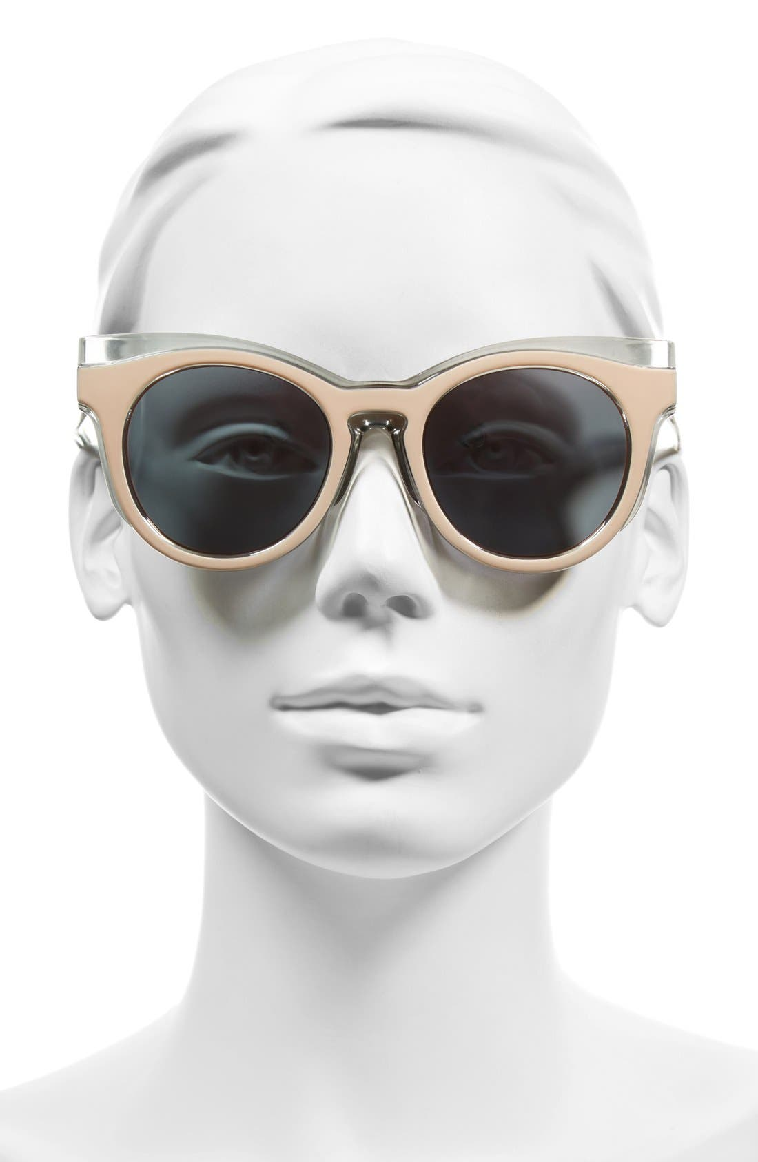 'Edition Three' 51mm Cat Eye Sunglasses,                             Alternate thumbnail 5, color,