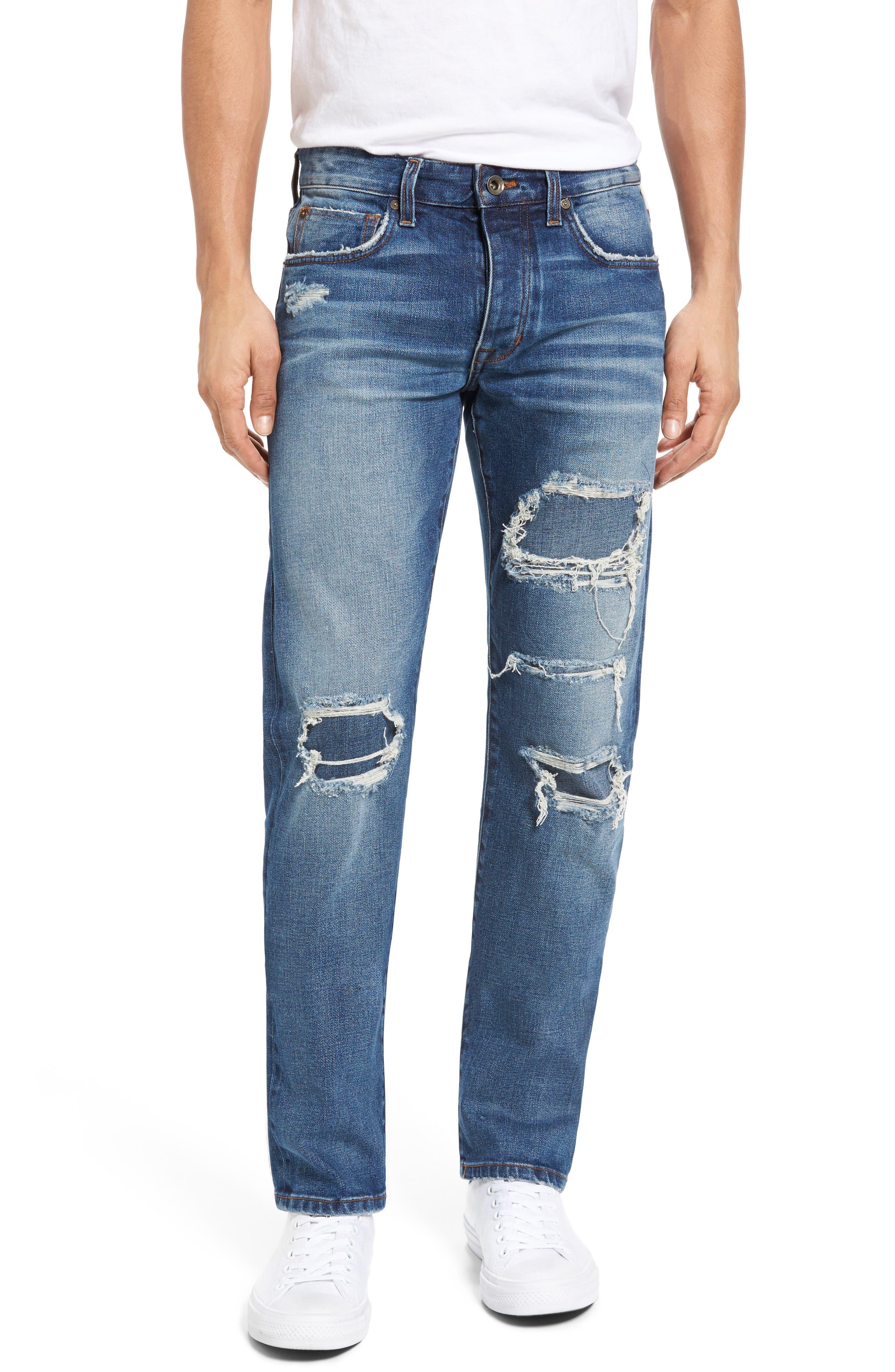 Brixton Slim Fit Jeans,                             Main thumbnail 1, color,                             410
