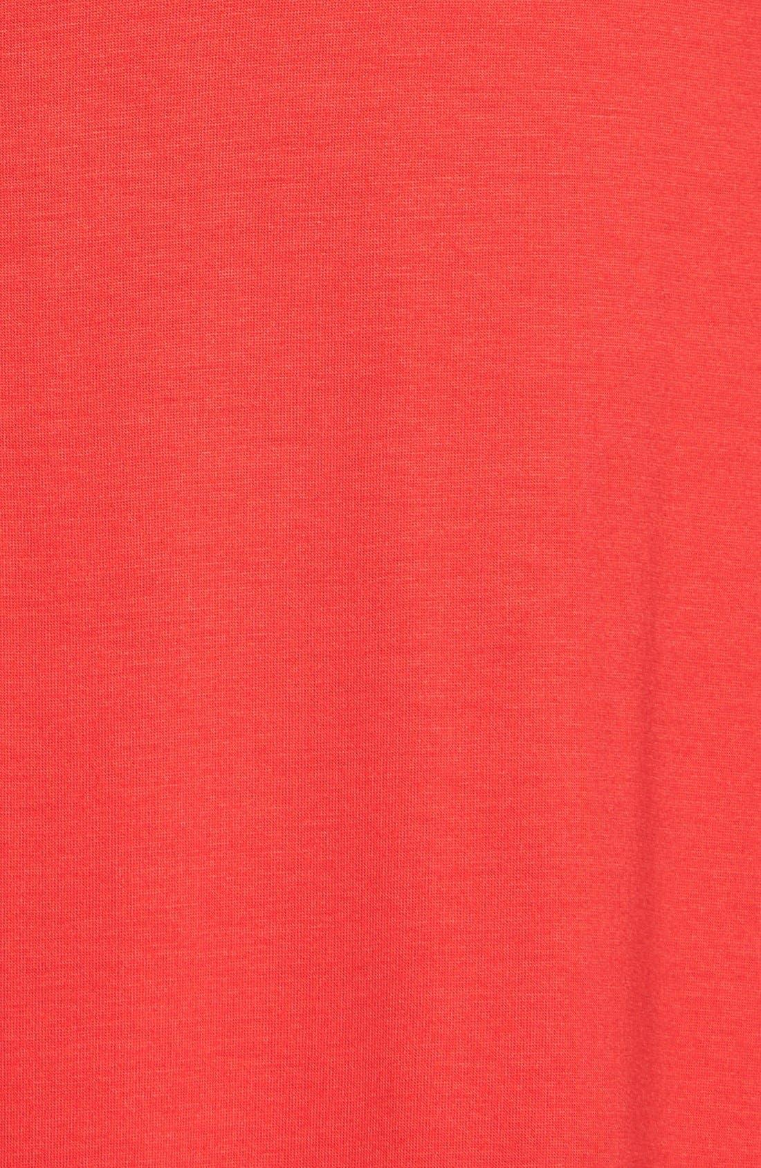 Asymmetric Knit Maxi Skirt,                             Alternate thumbnail 26, color,
