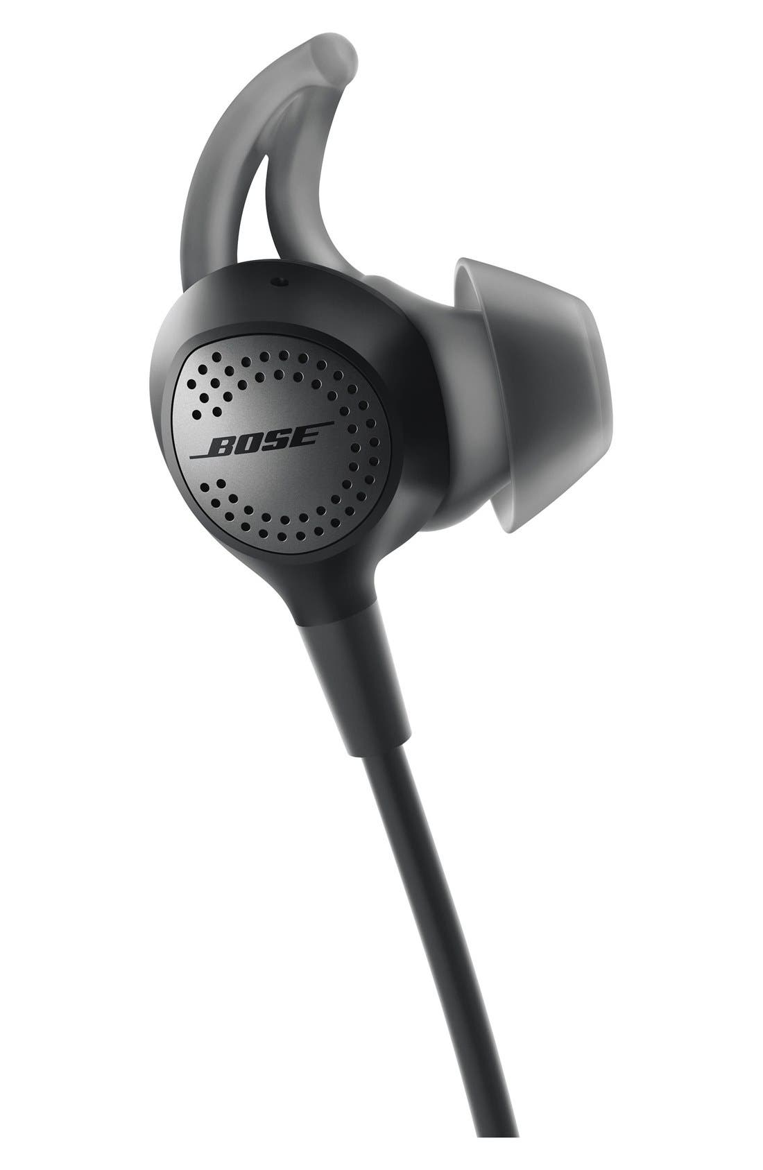 QuietControl<sup>®</sup> 30 Wireless Headphones,                             Alternate thumbnail 3, color,                             BLACK