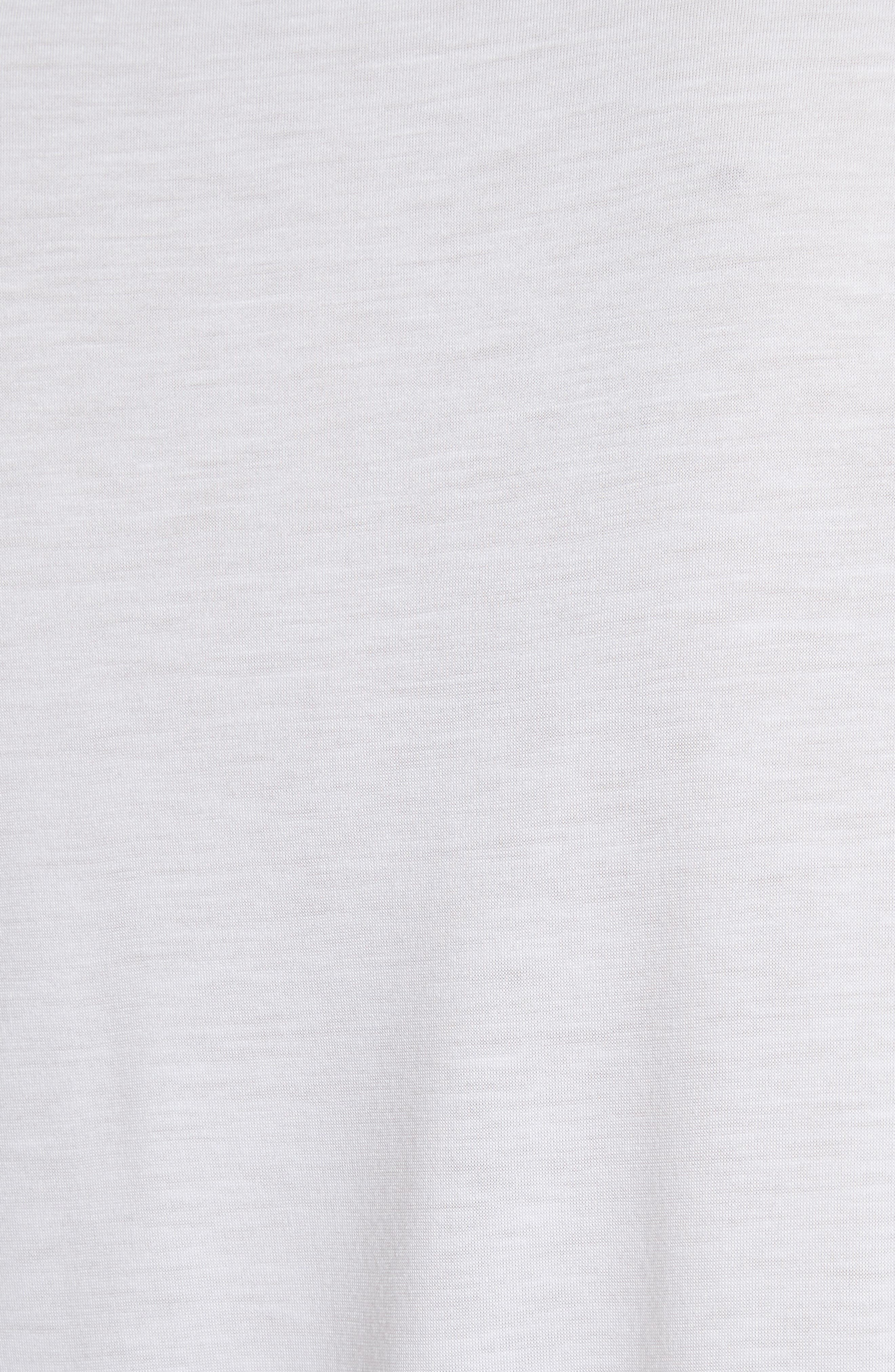 Perfect Muscle Tee,                             Alternate thumbnail 5, color,