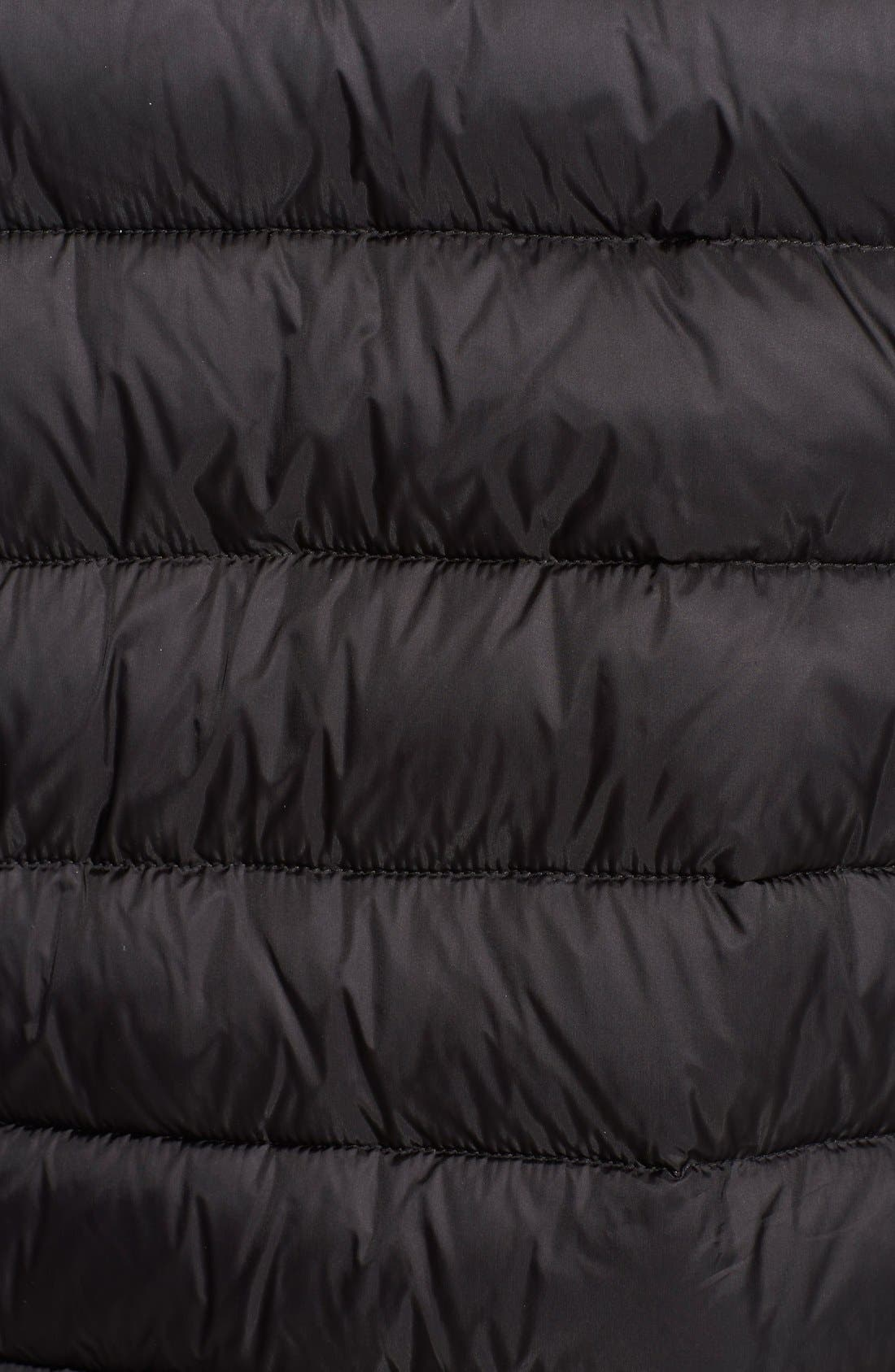 'Norbert' Quilted Down Jacket,                             Alternate thumbnail 2, color,                             001