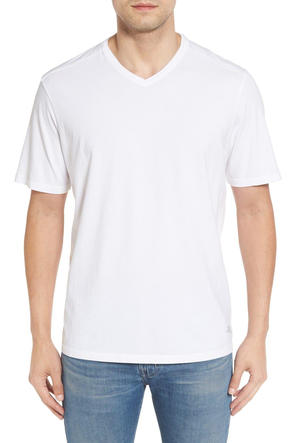 'Kahuna' V-Neck T-Shirt,                             Main thumbnail 5, color,