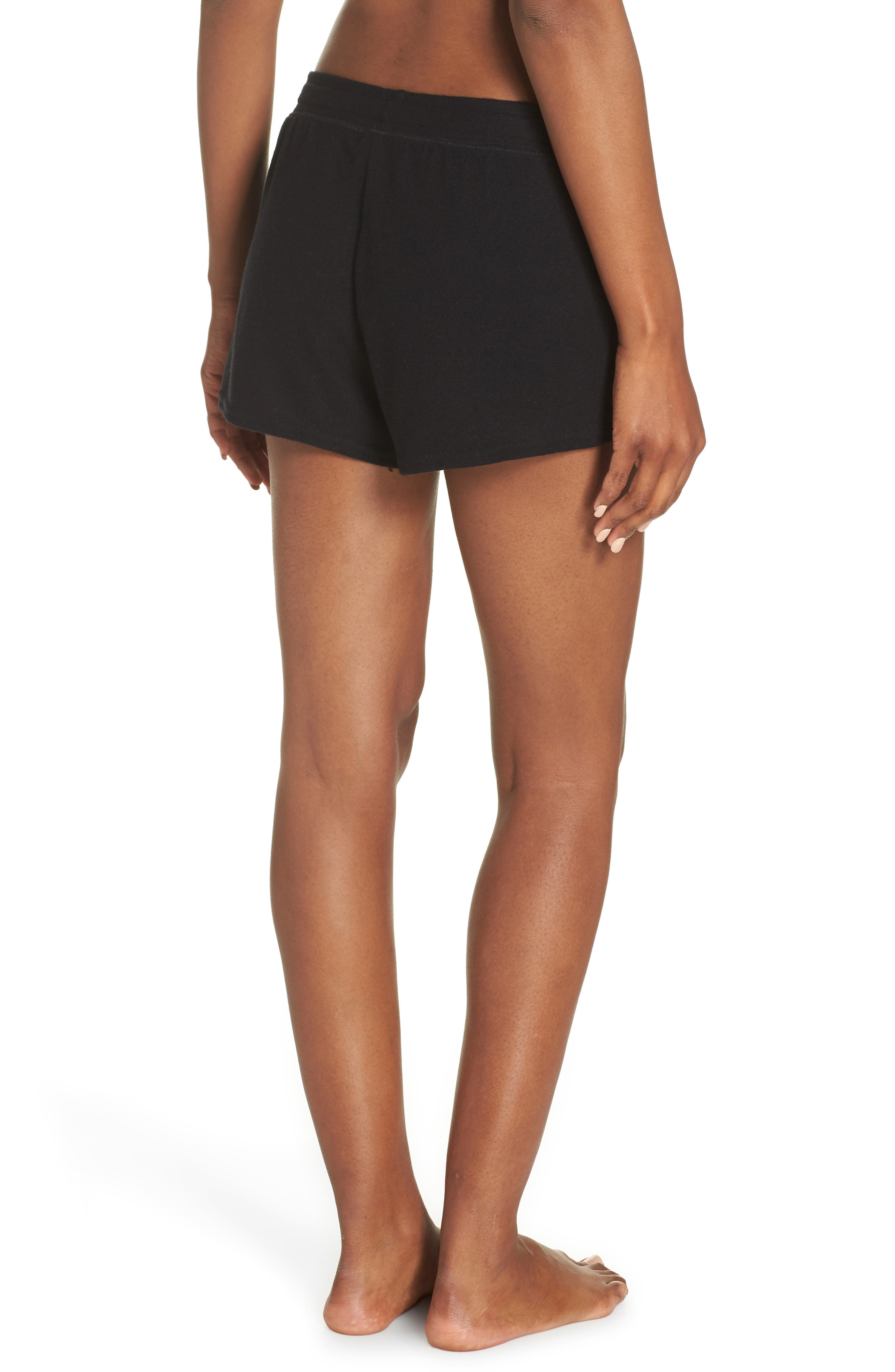 Daze Shorts,                             Alternate thumbnail 2, color,                             BLACK