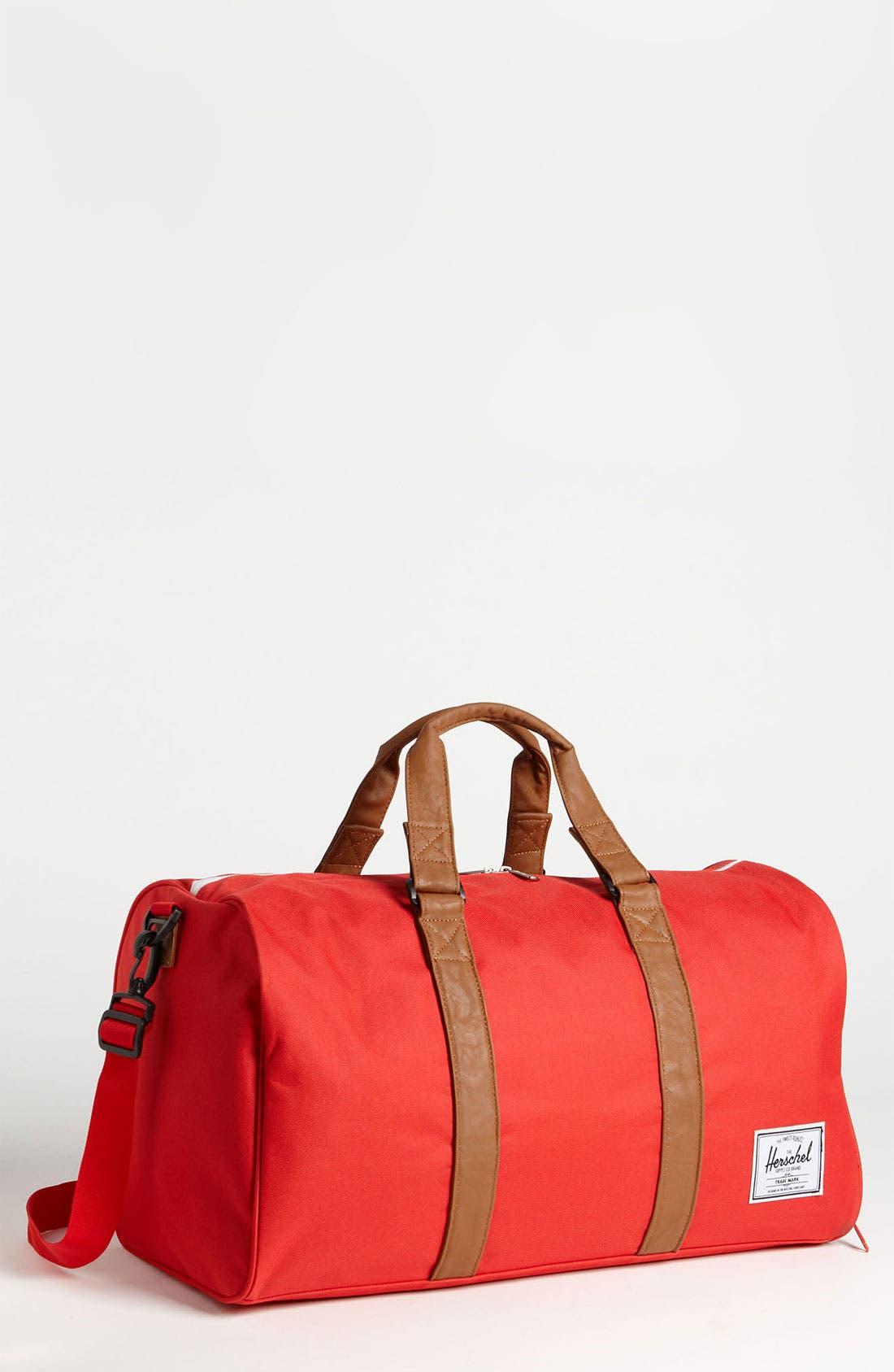 'Novel' Duffel Bag,                             Main thumbnail 28, color,