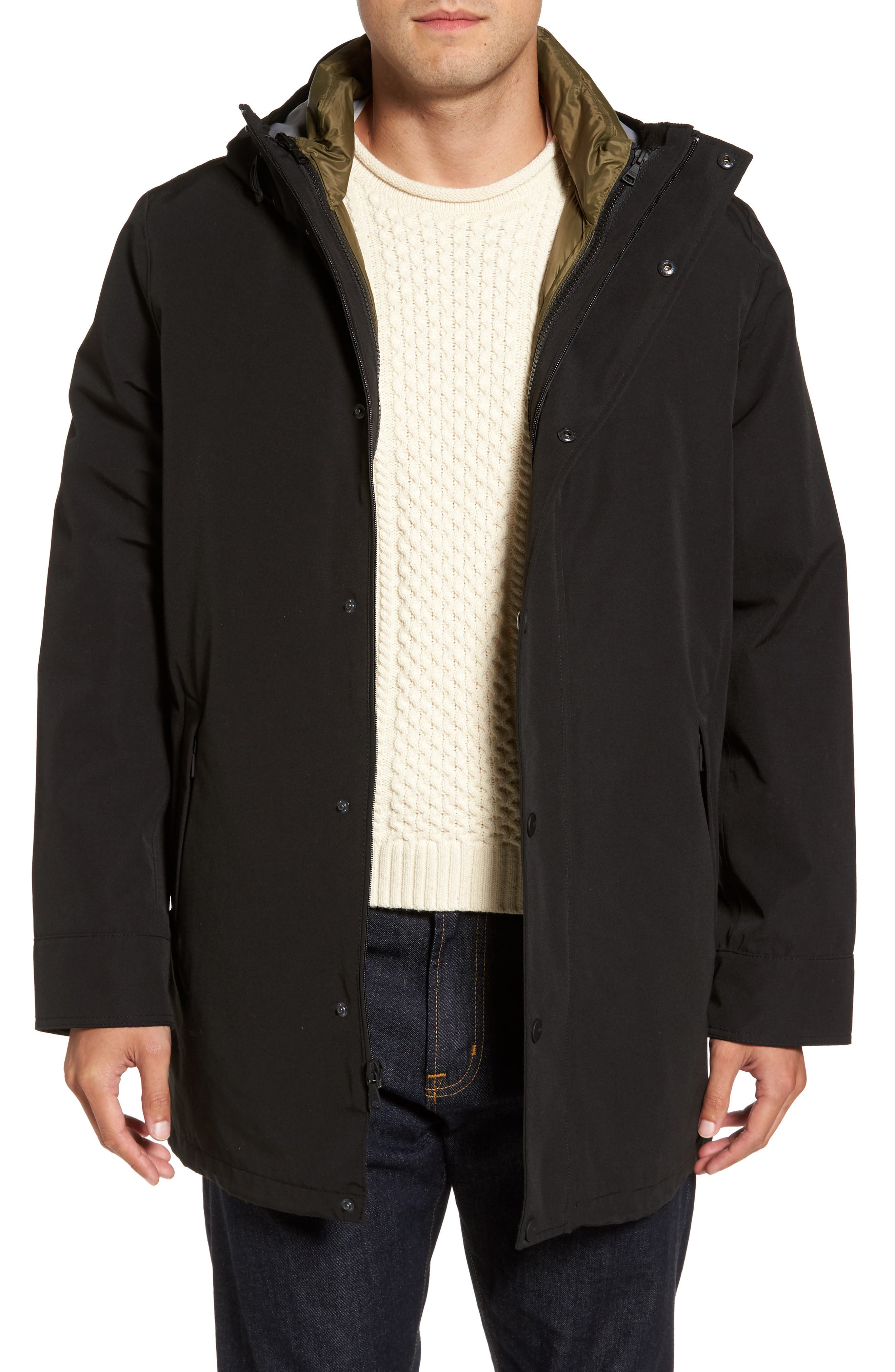 3-in-1 Down Parka,                         Main,                         color, 001