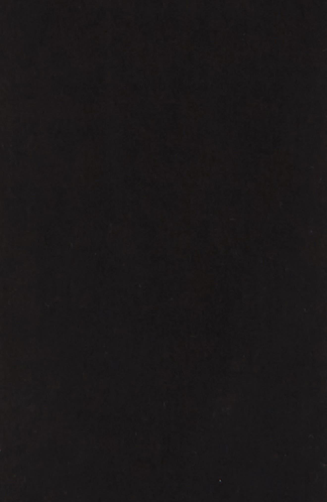 Slim Fit Stretch Chinos,                             Alternate thumbnail 3, color,                             BLACK