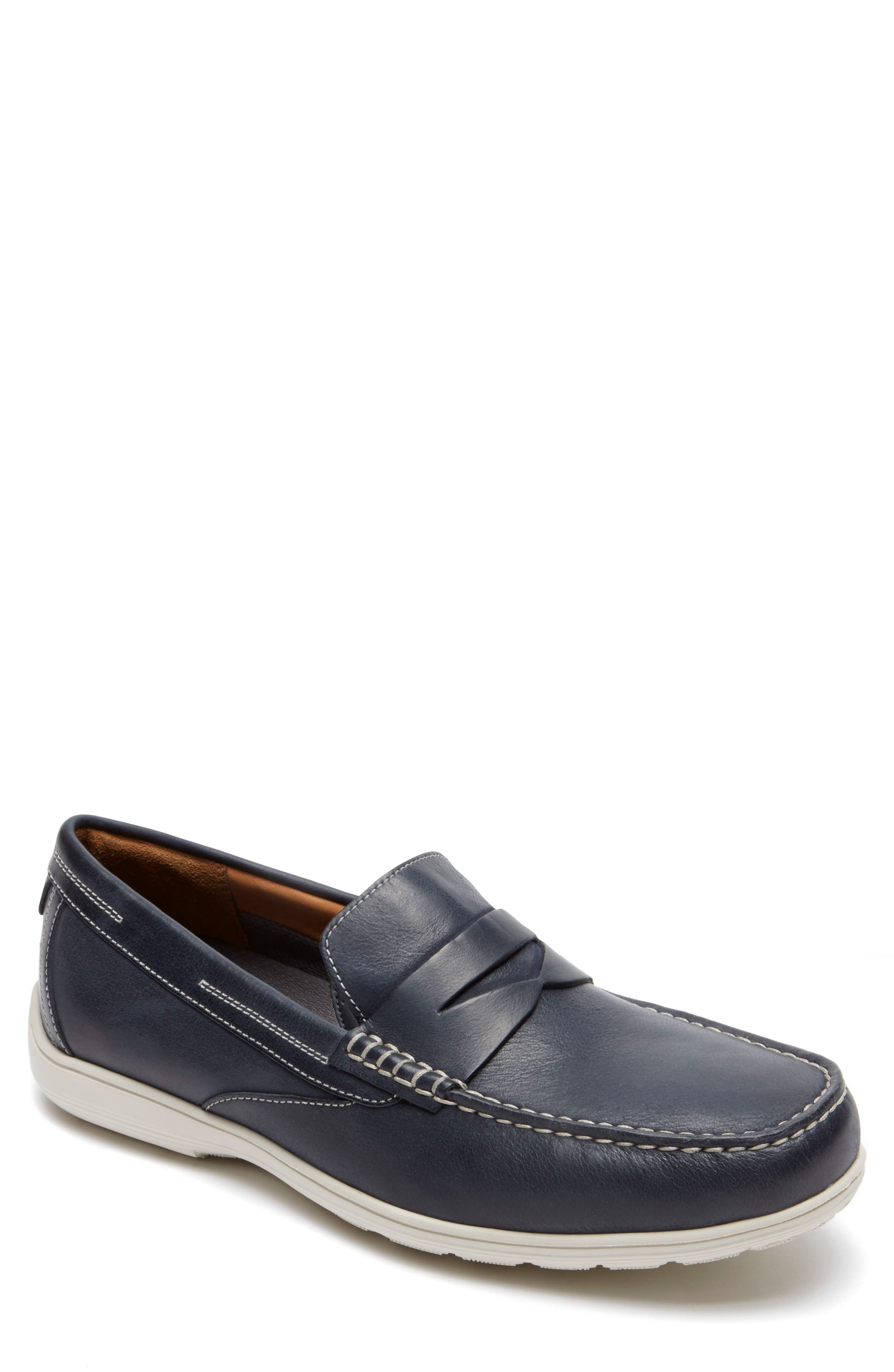 Total Motion Penny Loafer,                             Main thumbnail 3, color,
