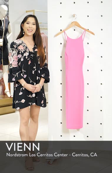 Scuba Sheath Dress, sales video thumbnail