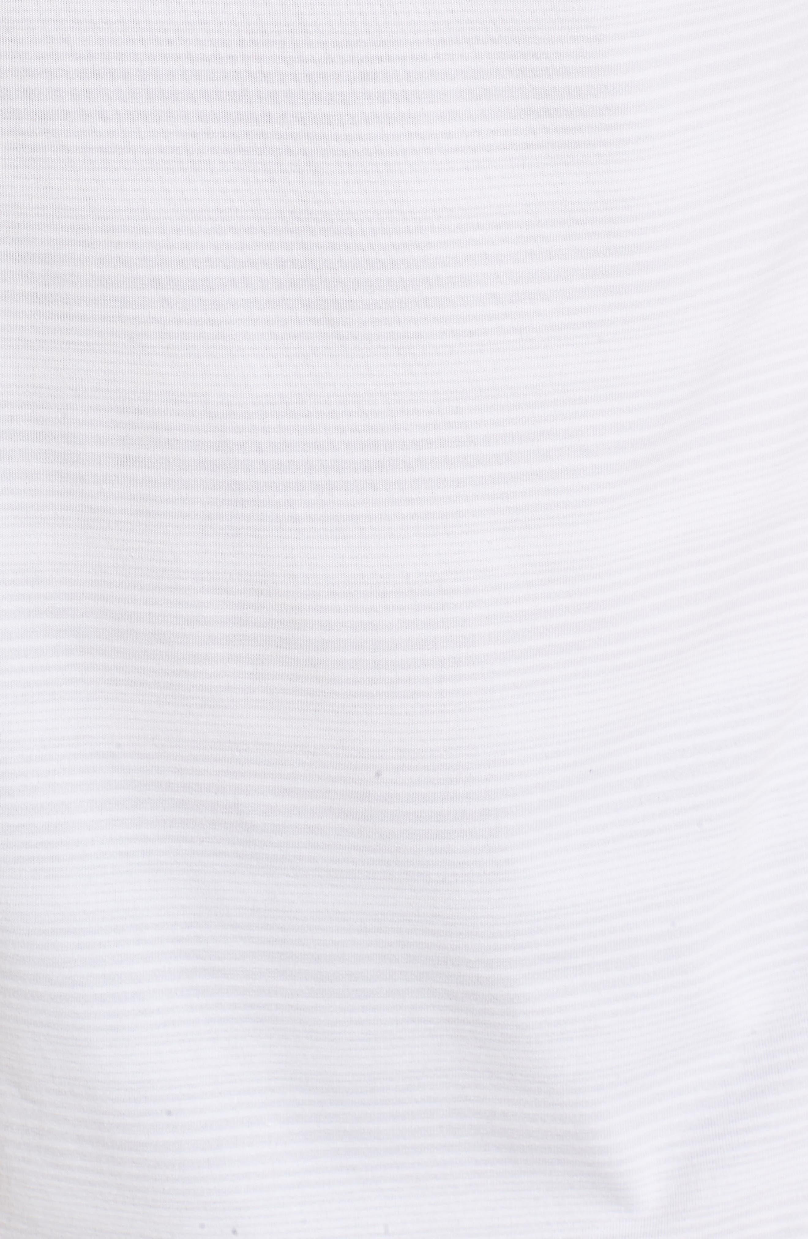 Kewl Stripe Polo,                             Alternate thumbnail 5, color,                             100