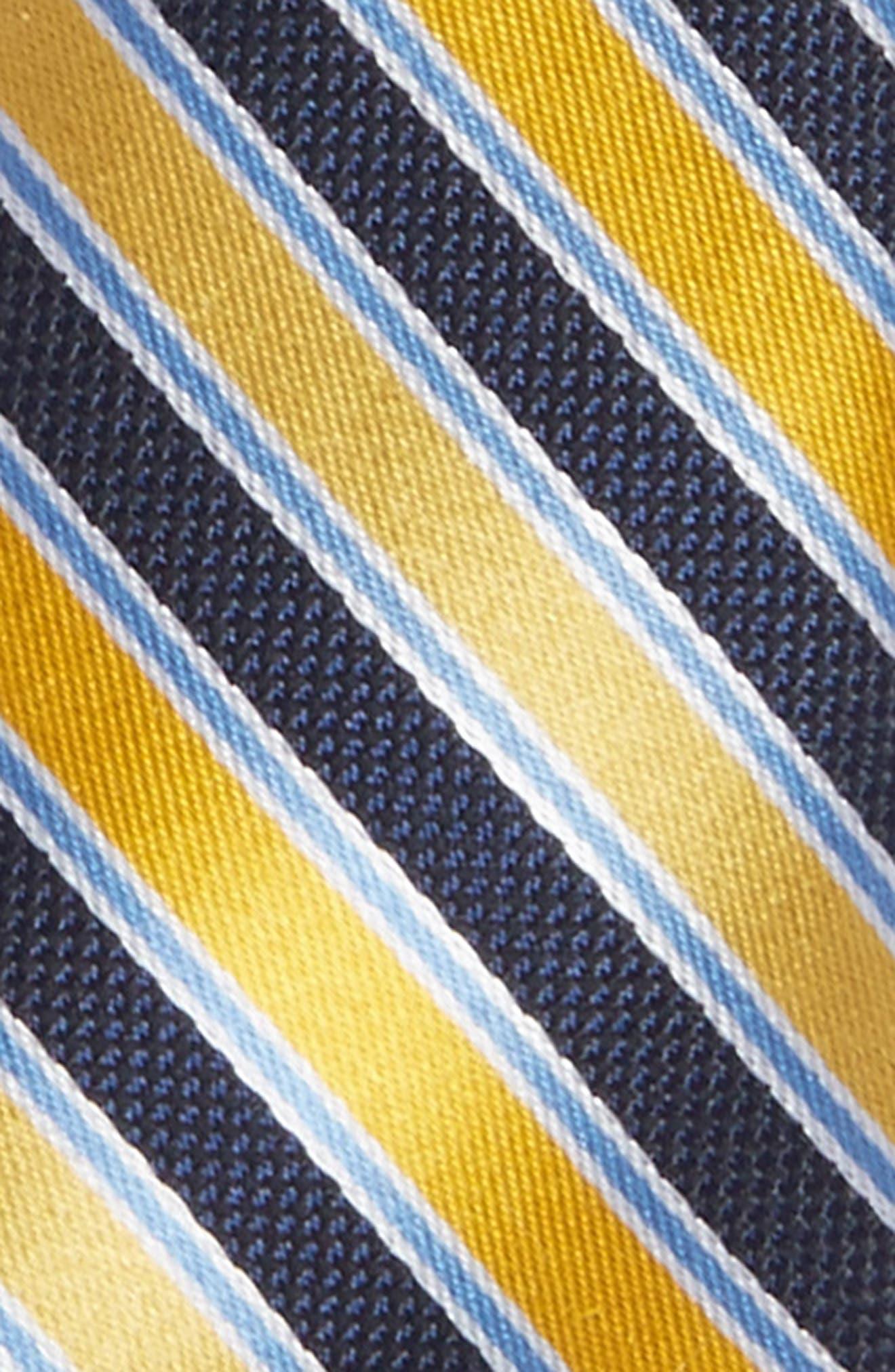 Stripe Silk Tie,                             Alternate thumbnail 11, color,
