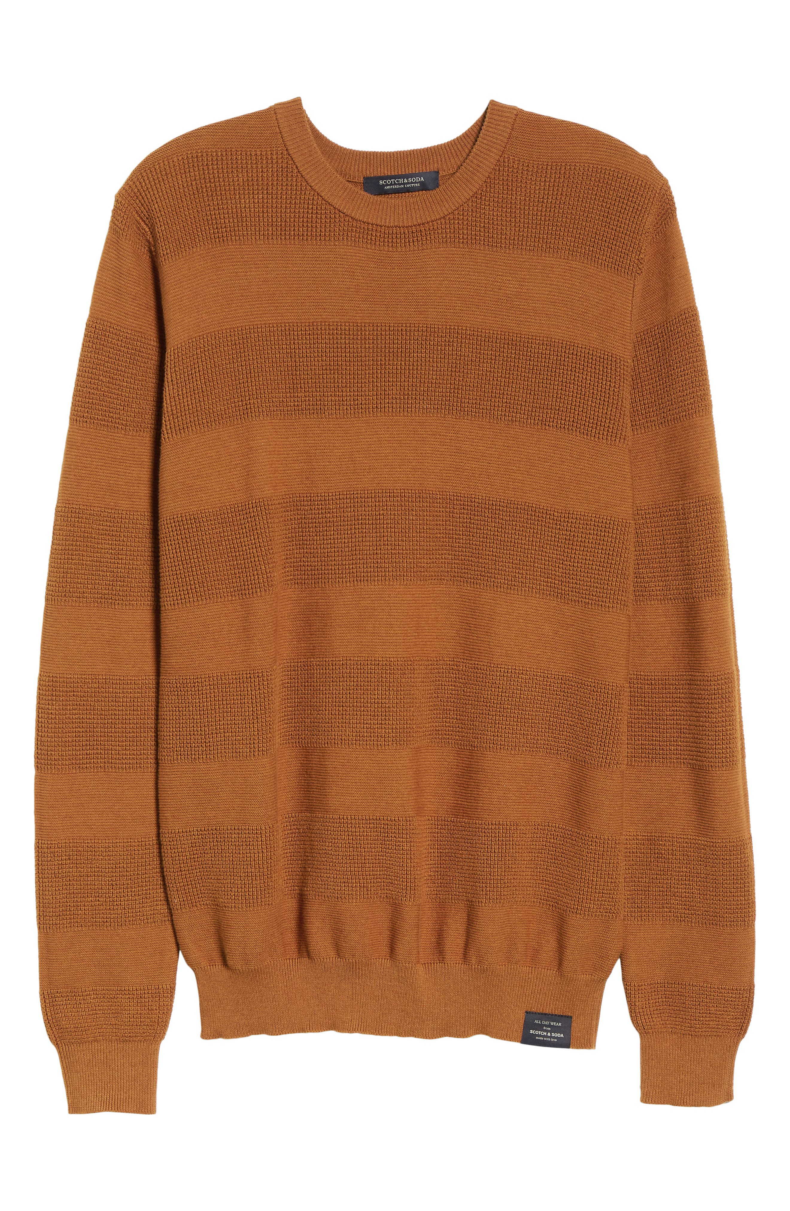 Crewneck Sweater,                             Alternate thumbnail 6, color,                             800