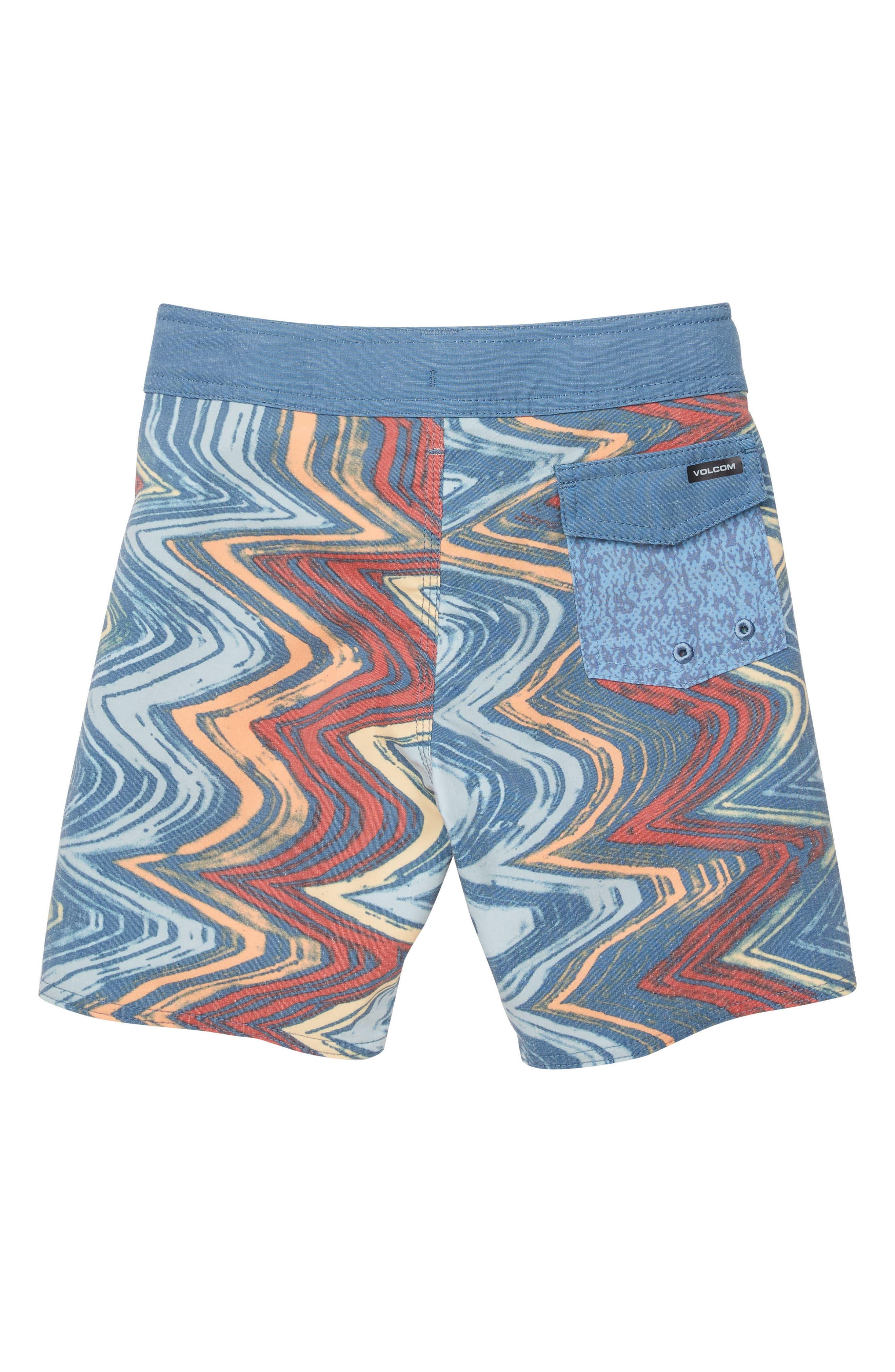 Lo-Fi Board Shorts,                             Alternate thumbnail 2, color,                             SUNBURST