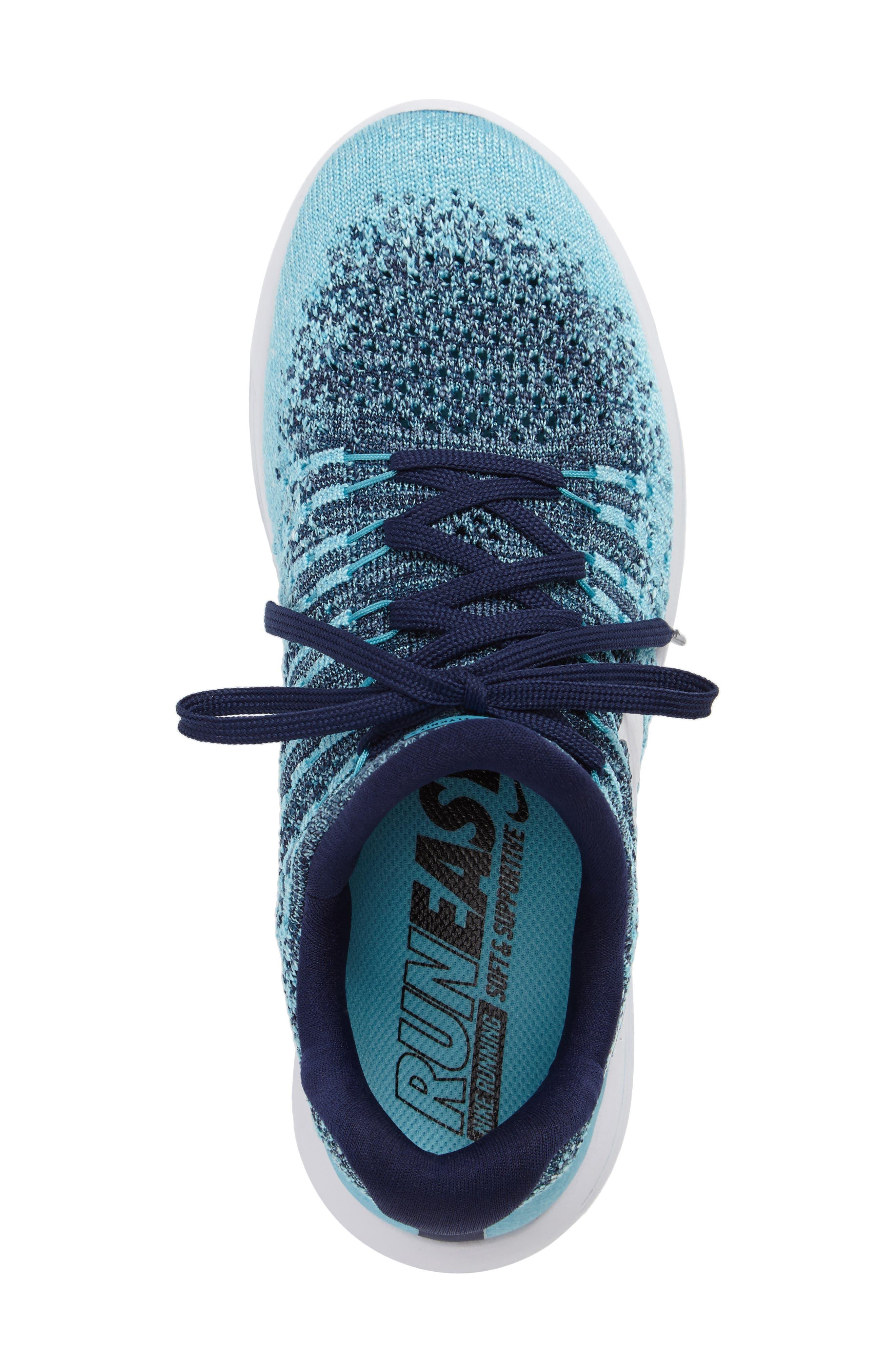 LunarEpic Low Flyknit 2 Running Shoe,                             Alternate thumbnail 81, color,