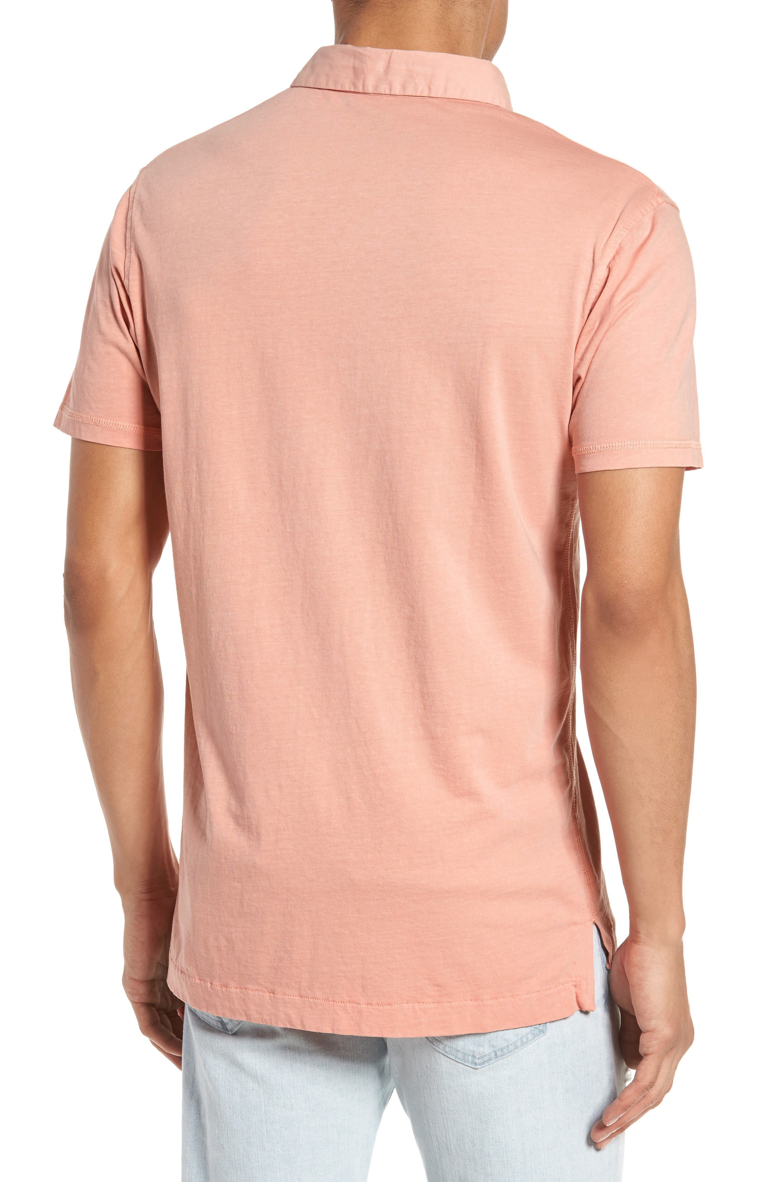 Classic Jersey Polo,                             Alternate thumbnail 6, color,