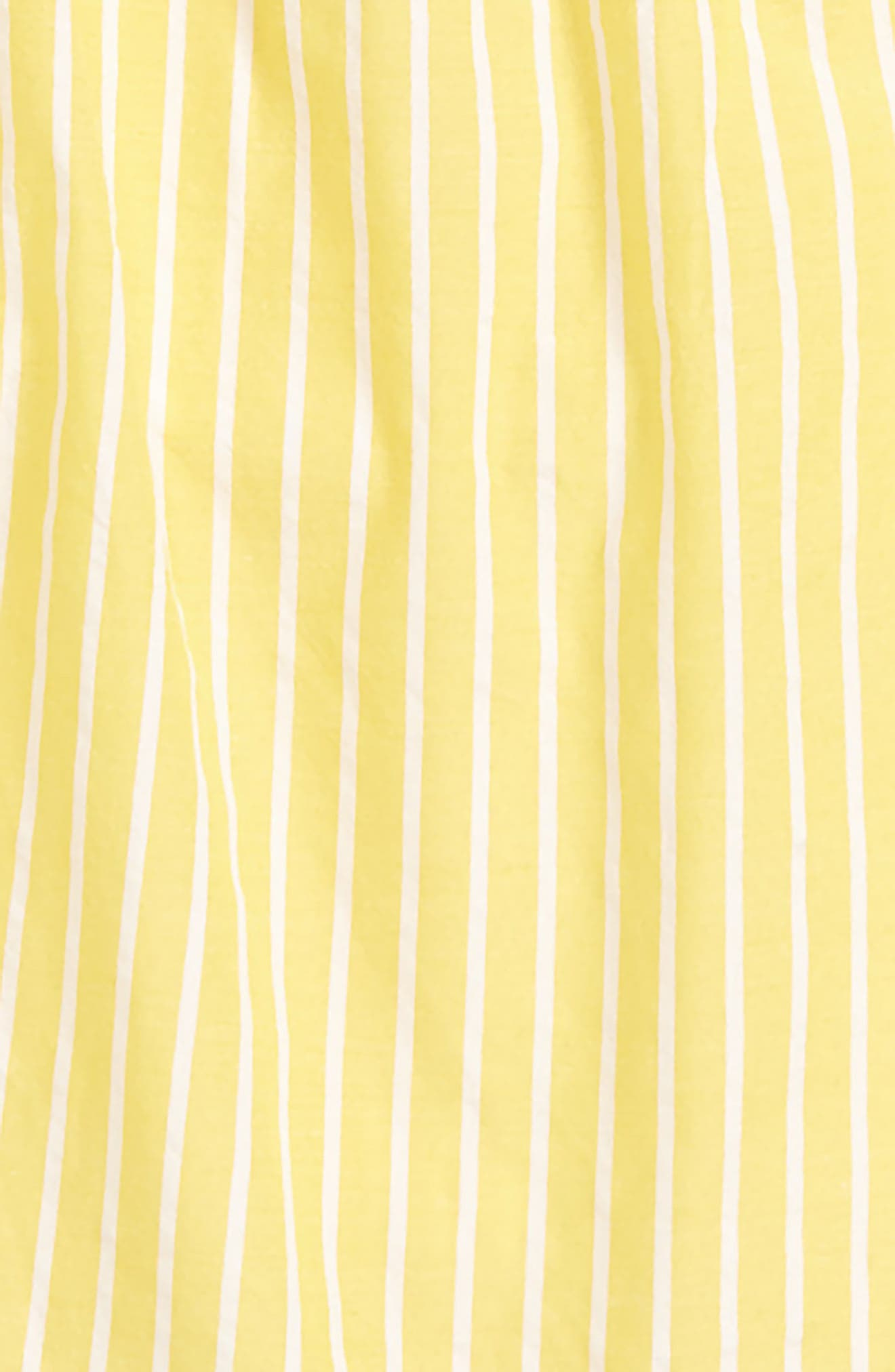 Stripe Off the Shoulder Top,                             Alternate thumbnail 2, color,