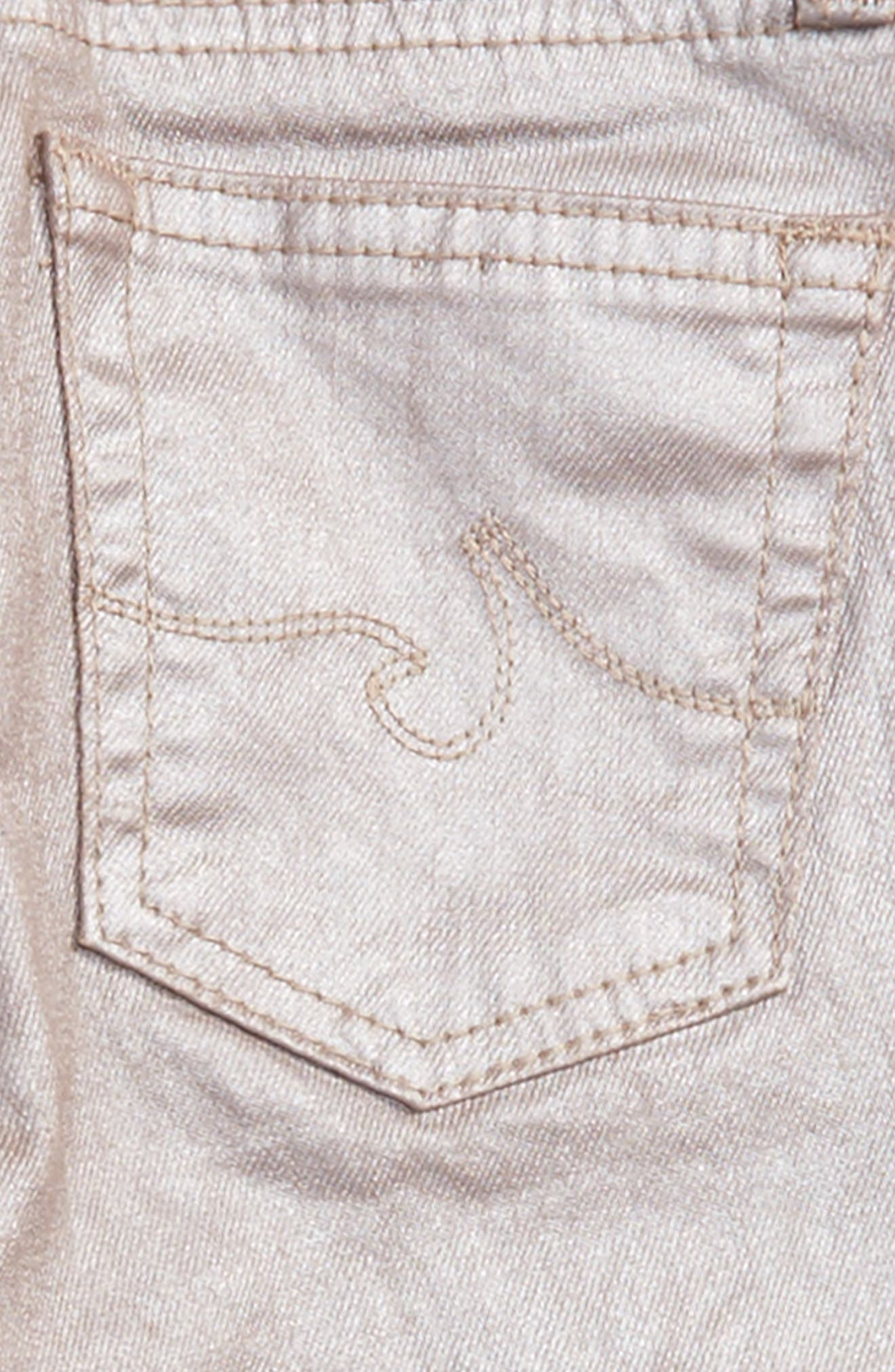 The Sleek Twiggy Skinny Ankle Jeans,                             Alternate thumbnail 3, color,                             692