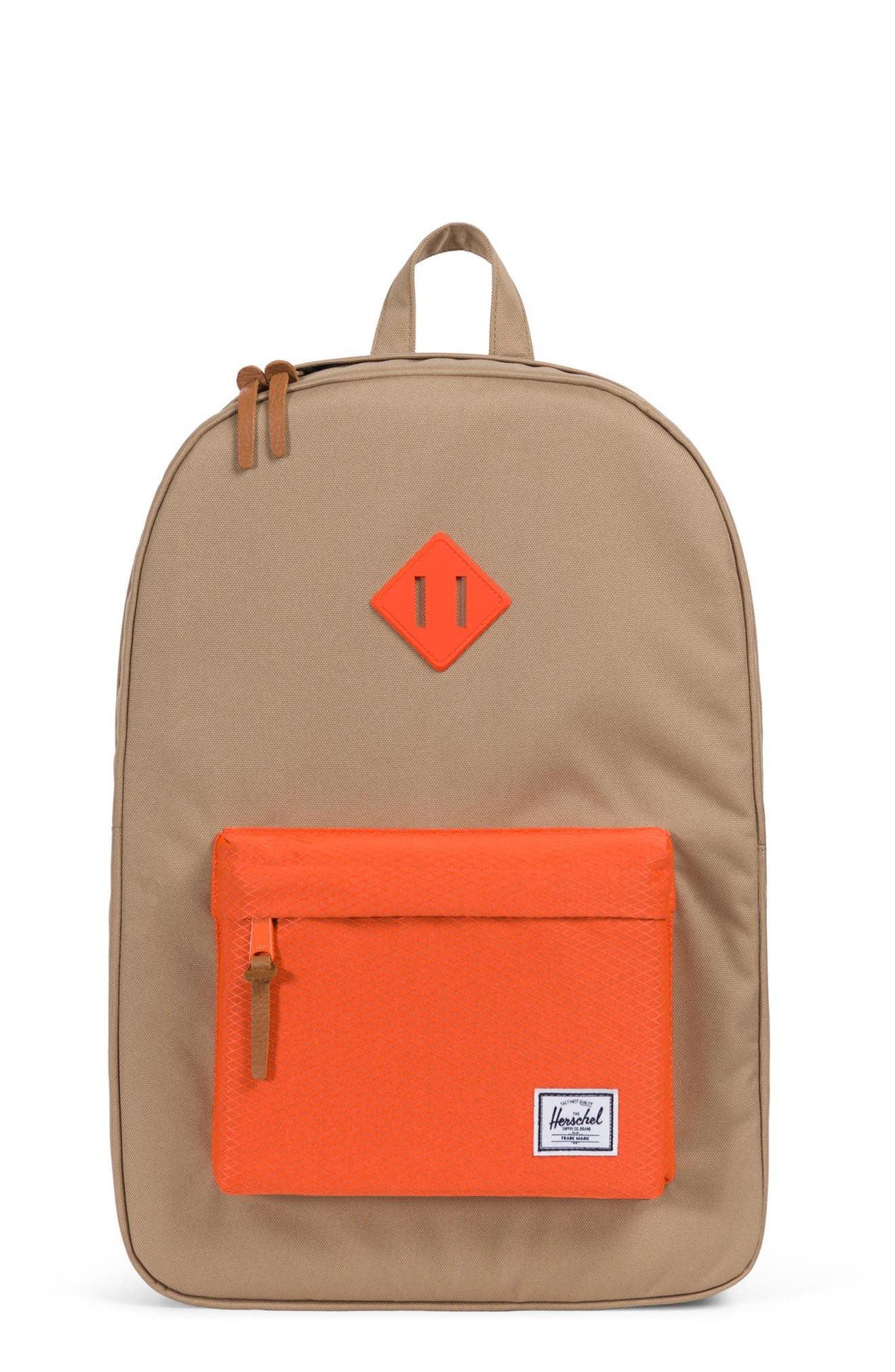 Herschel Supply Co. Heritage Backpack - Beige