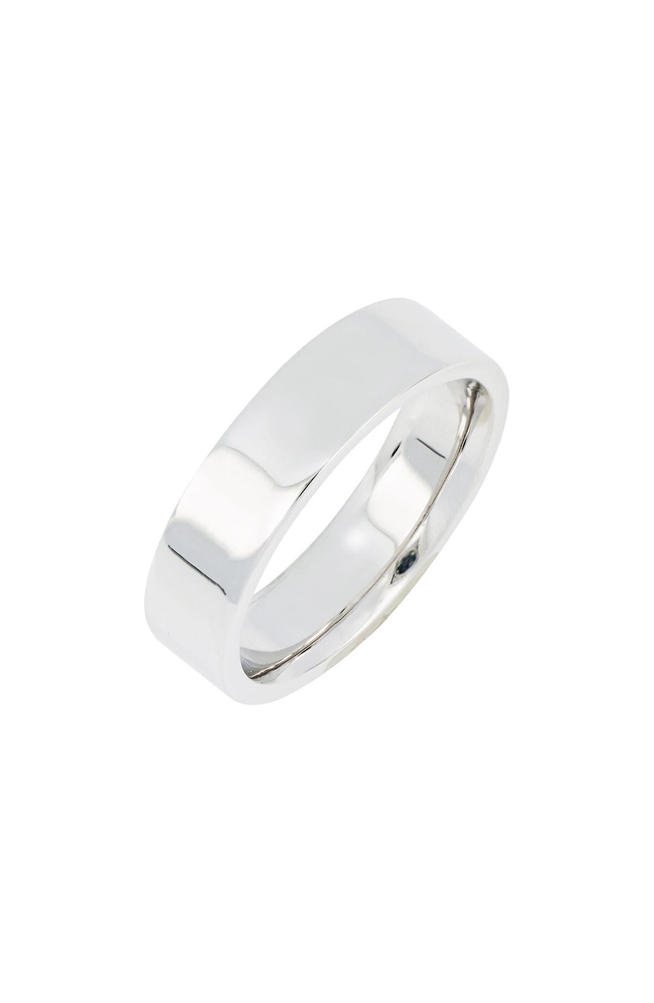 Polished Gold Ring,                             Main thumbnail 1, color,                             711